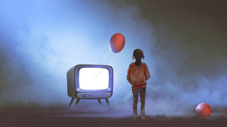 Fondos de pantalla Hipnosis de televisión