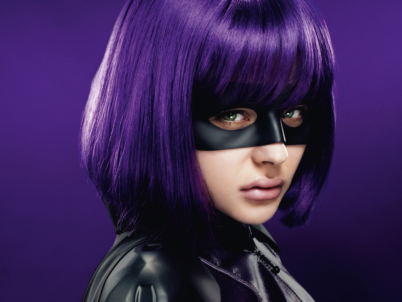 Wallpaper Hit Girl en Kick Ass 2 Images