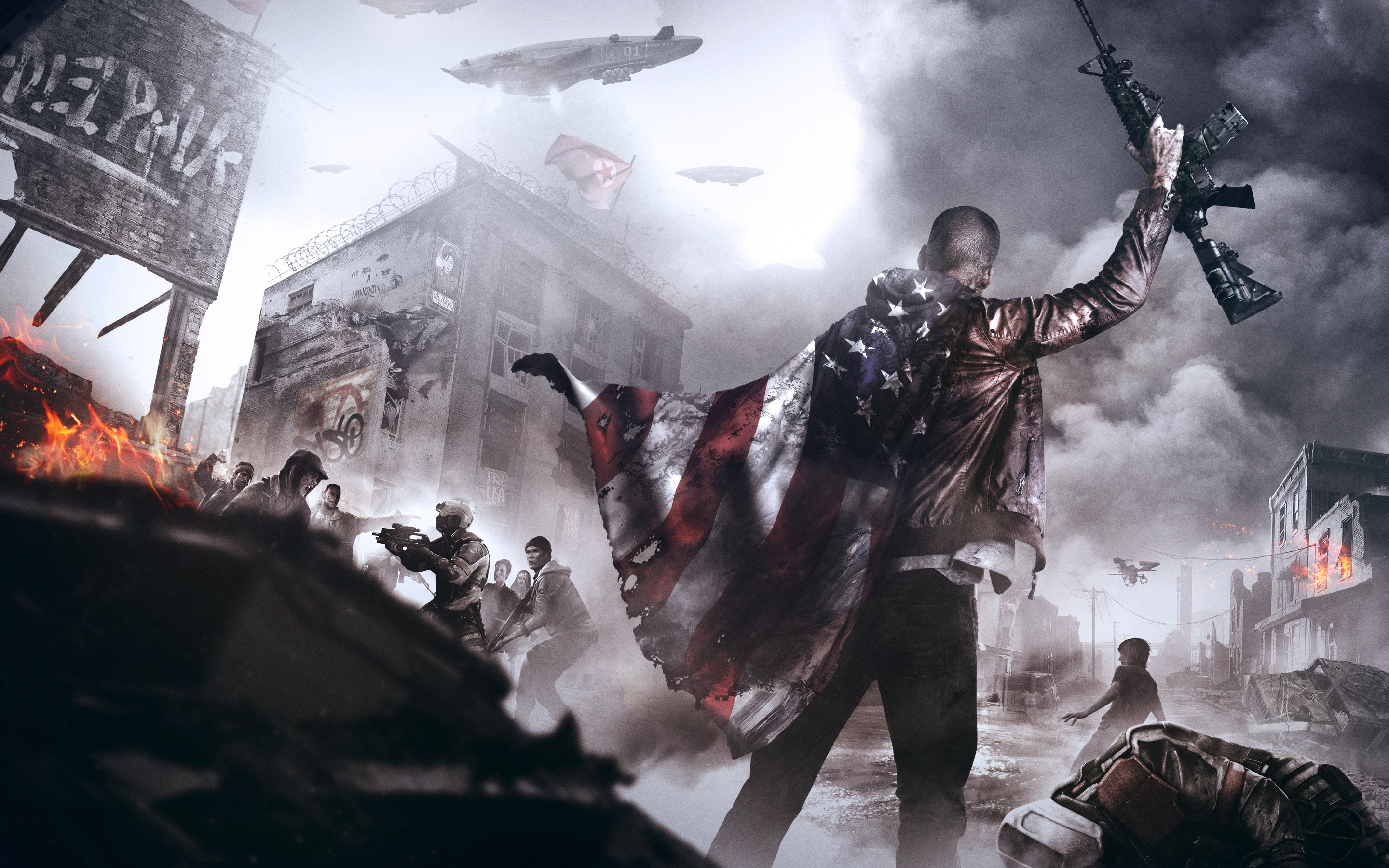 Fondos de pantalla Homefront The revolution