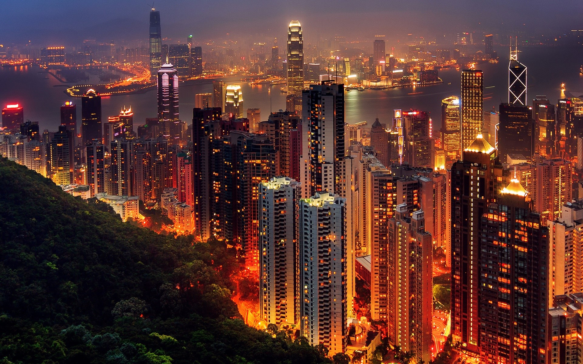 Hong Kong Wallpaper Full Hd Id1579