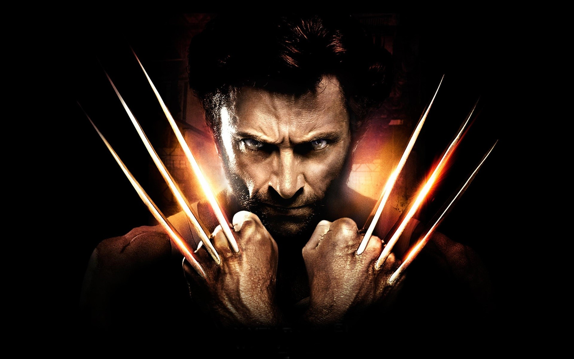 Wallpaper Hugh Jackman as Wolverine