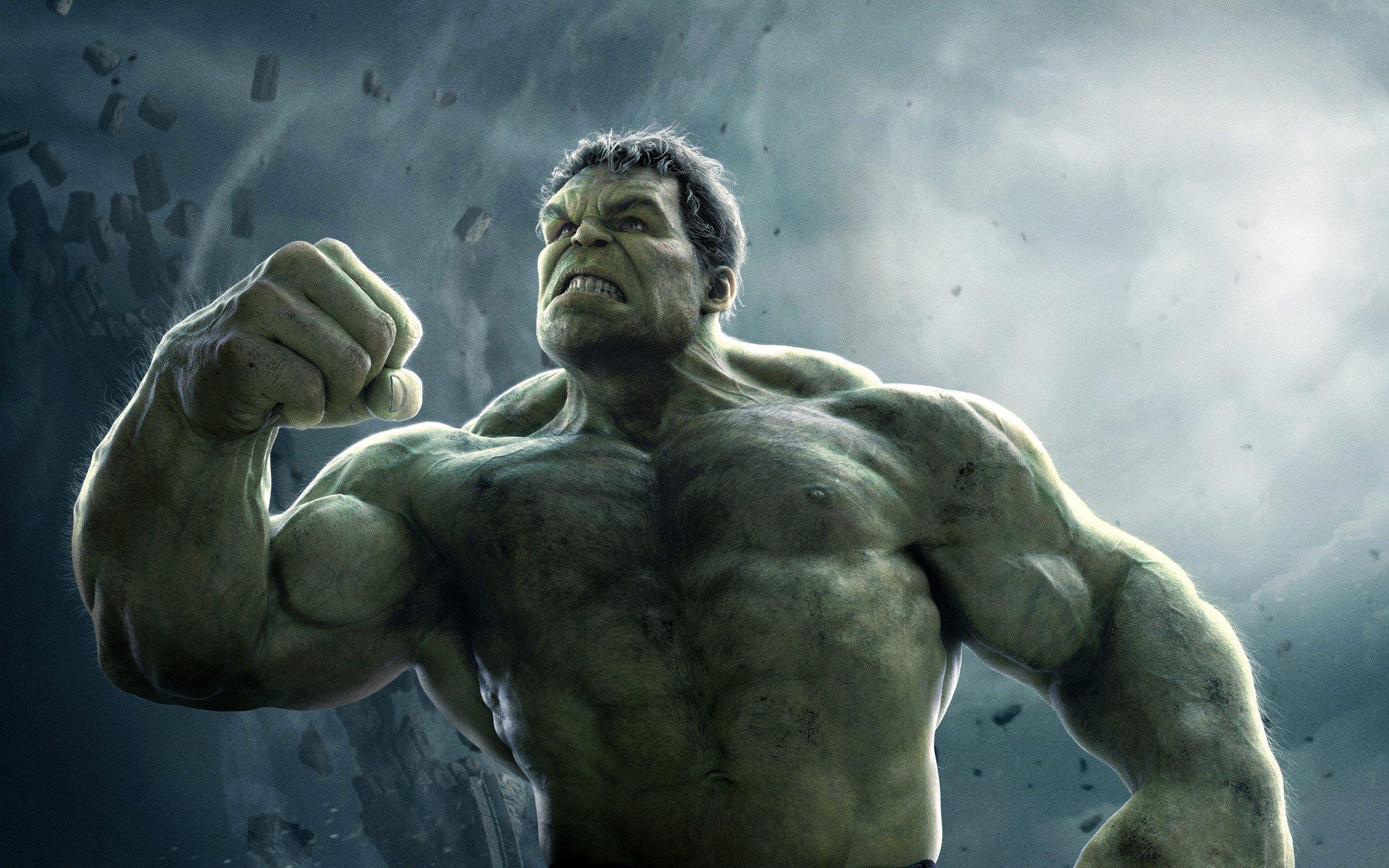 Wallpaper Hulk in Avengers Age of Ultron