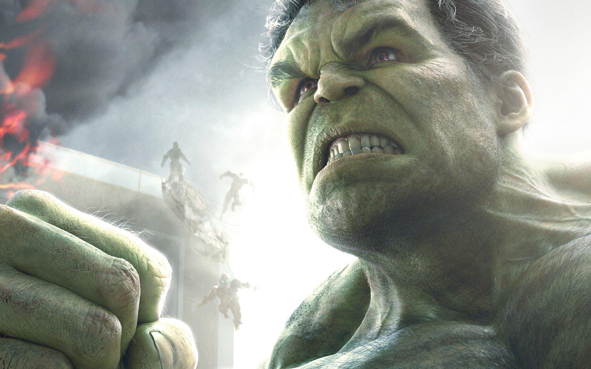 Fondos de pantalla Hulk en Avengers Era de Ultron