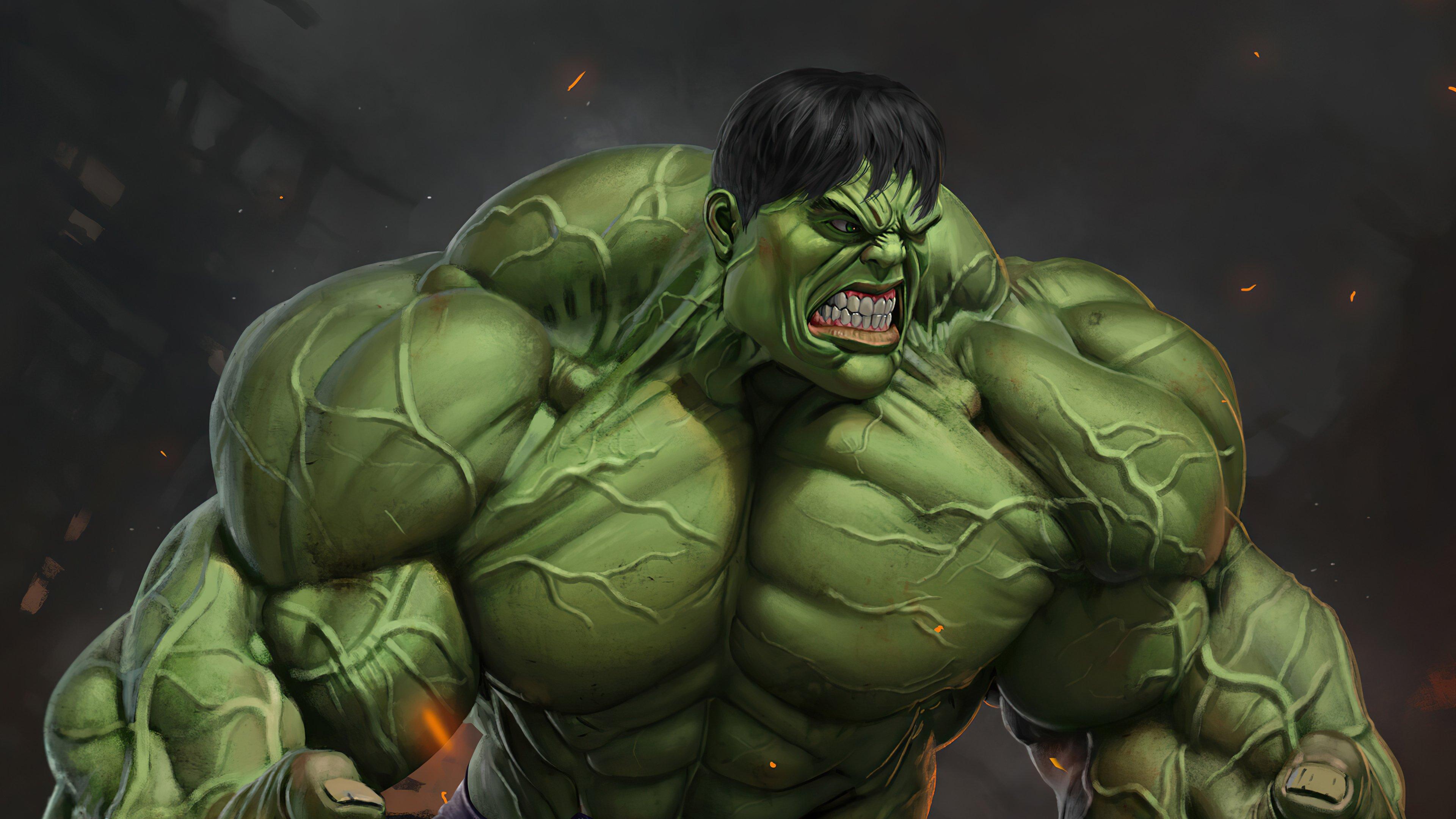 Fondos de pantalla Hulk grande