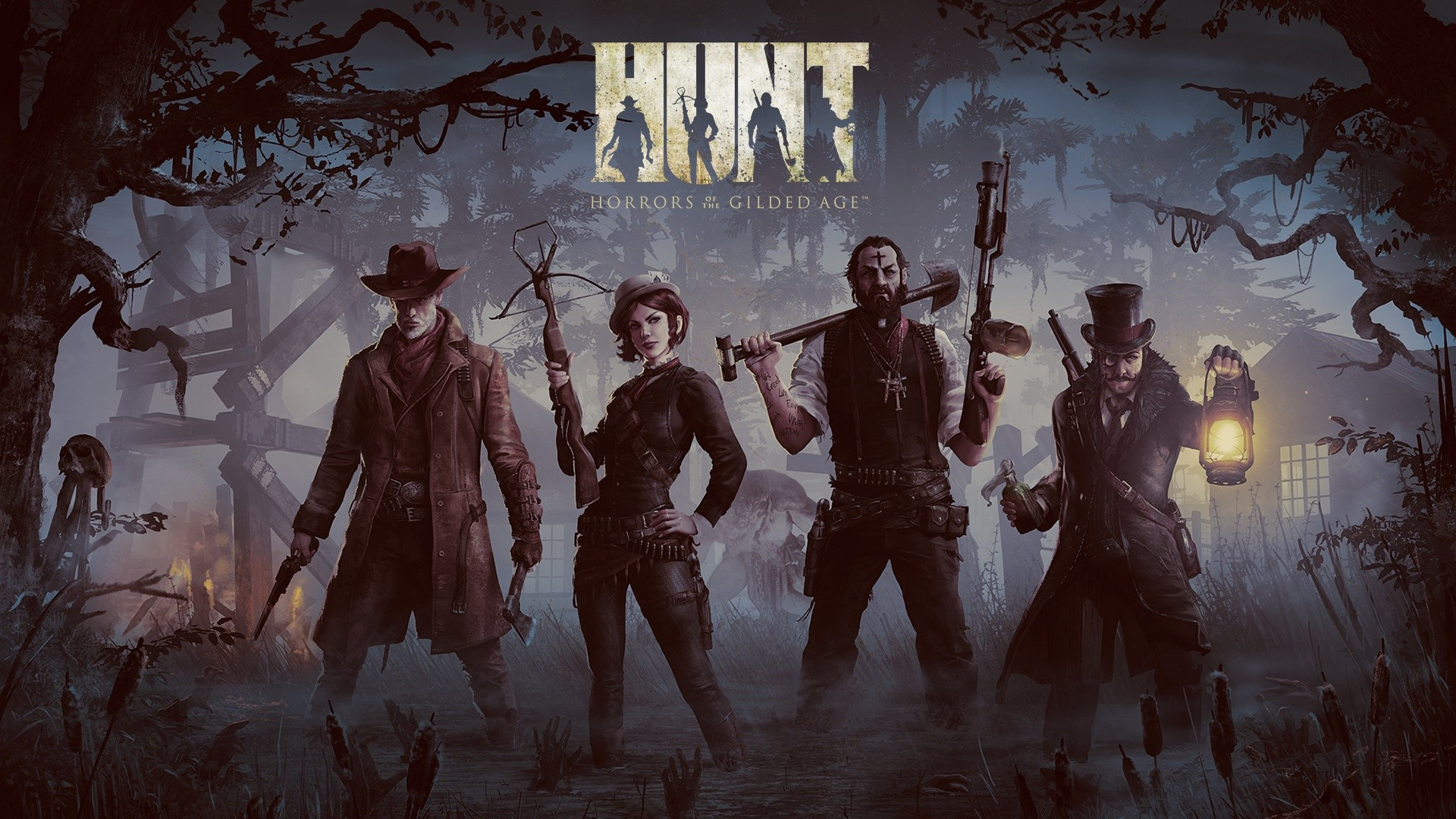 Fondos de pantalla Hunt Horrors of gilded Age