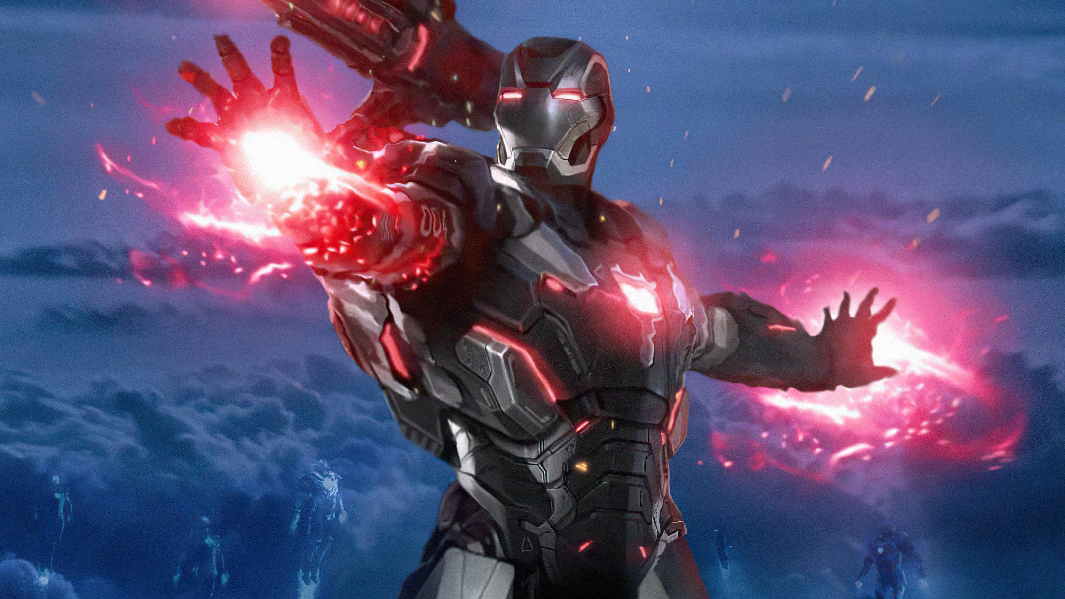 Fondos de pantalla Increíble armadura de Iron Man
