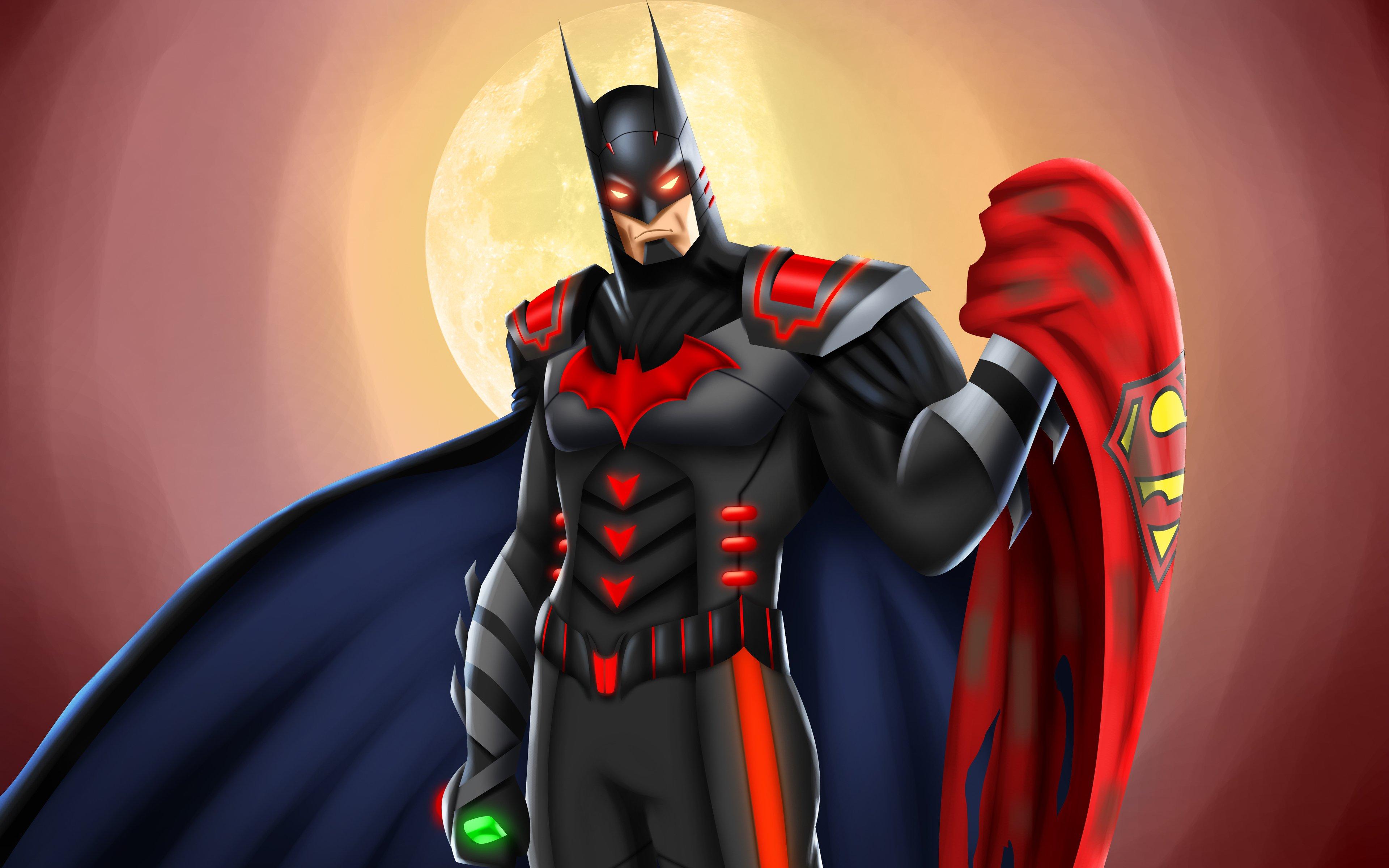 Fondos de pantalla Injustice Regime Batman