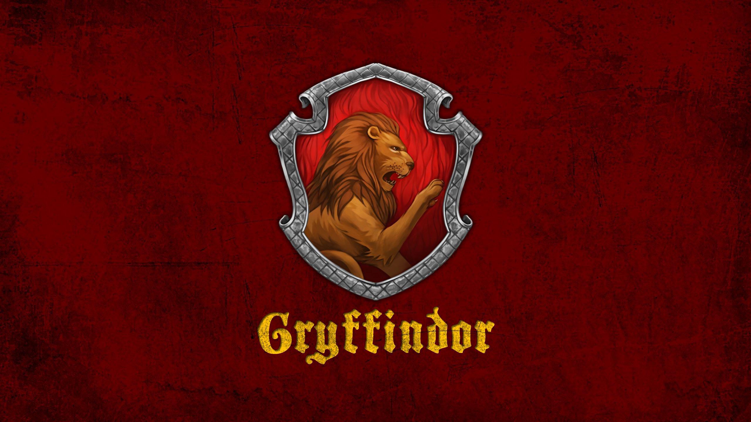 Fondos de pantalla Insignia Gryffindor de Harry Potter