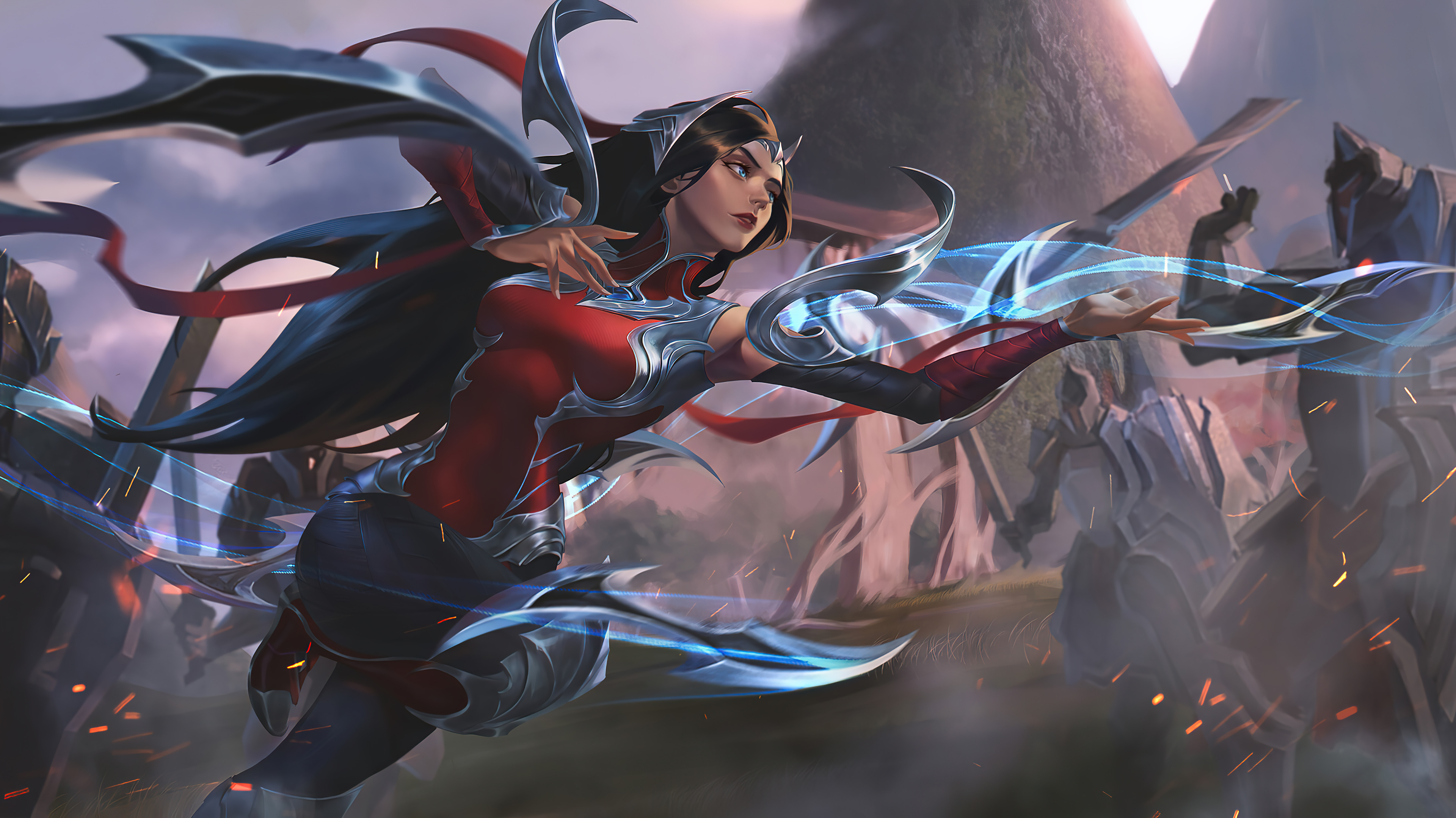 Fondos de pantalla Irelia League of Legends