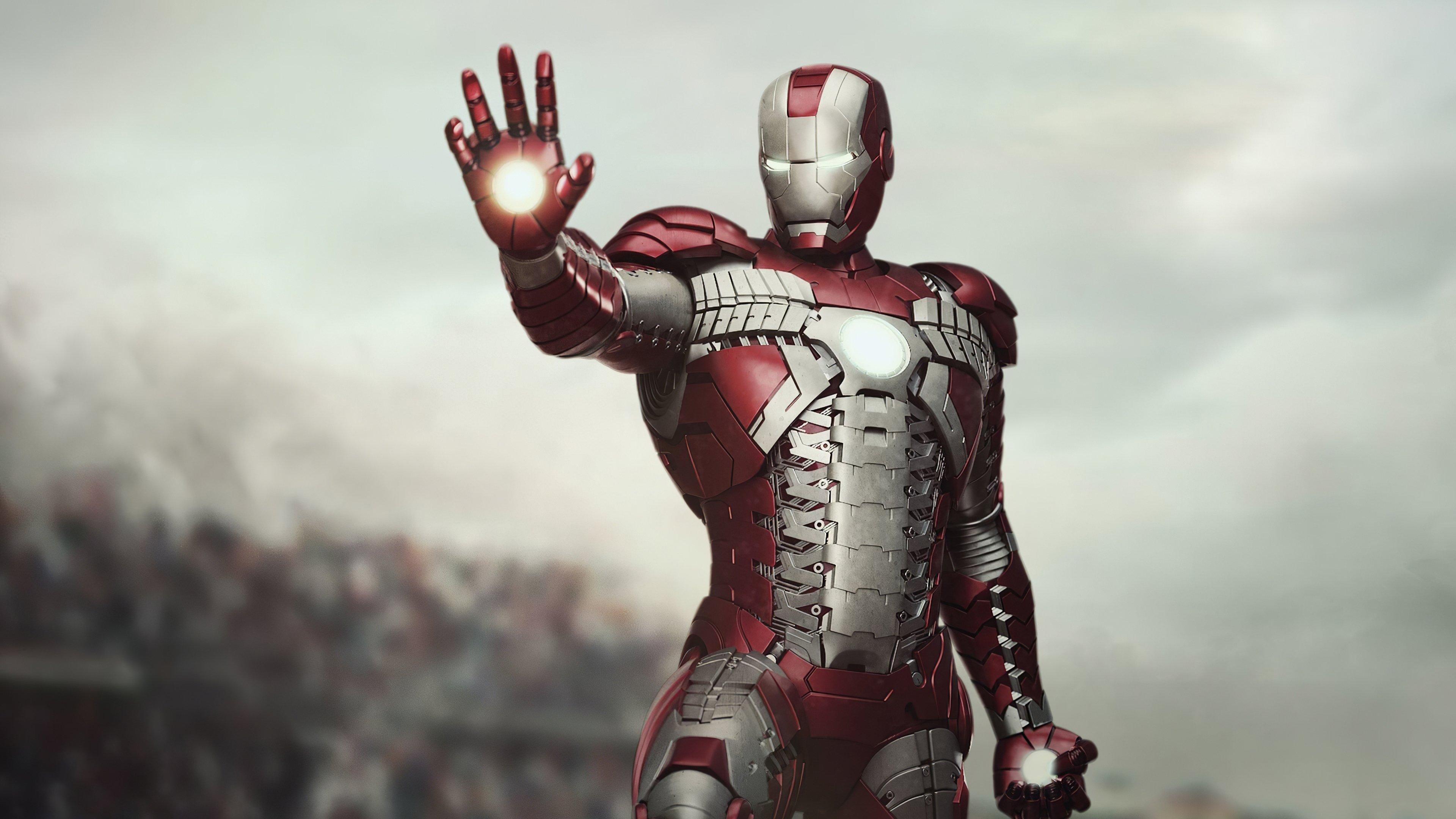 Wallpaper Iron man 2020