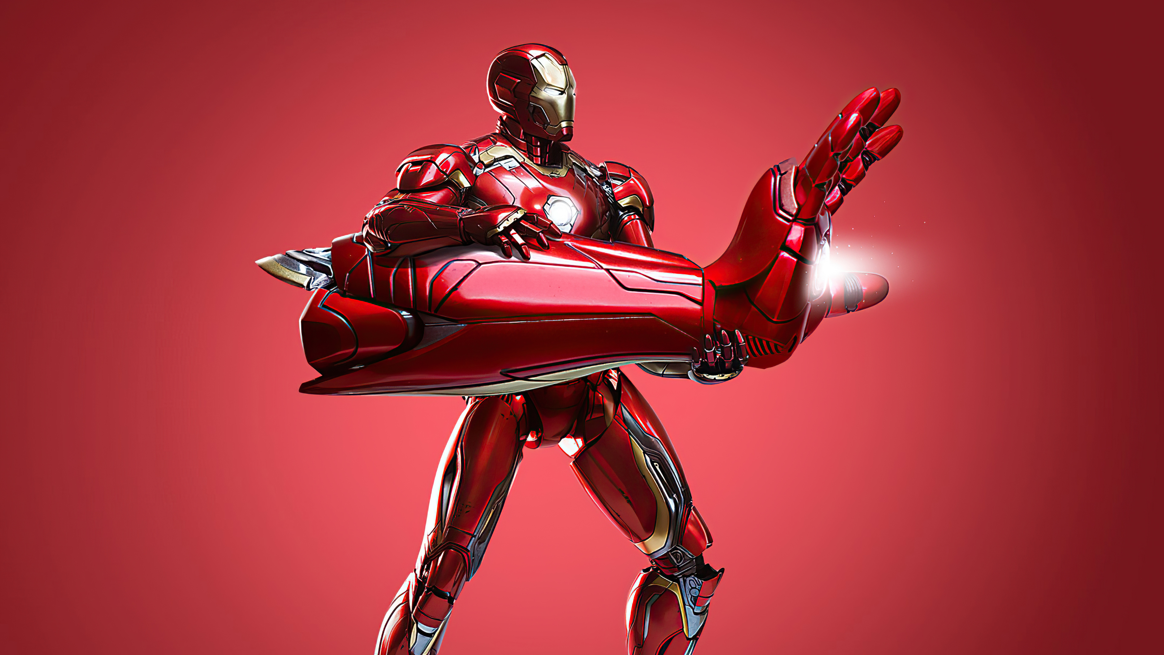 Wallpaper Iron Man 2021