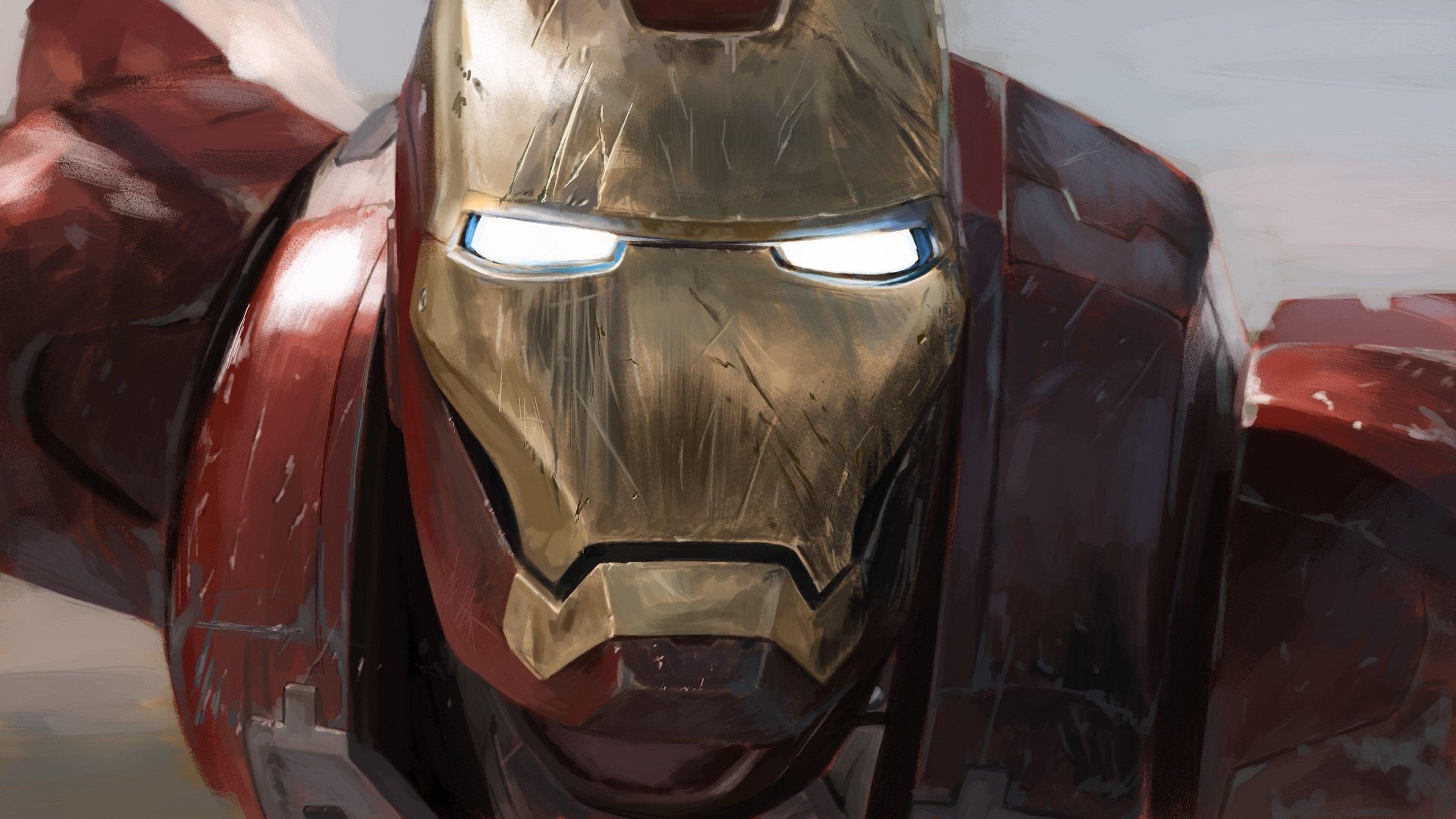 Fondos de pantalla Iron Man