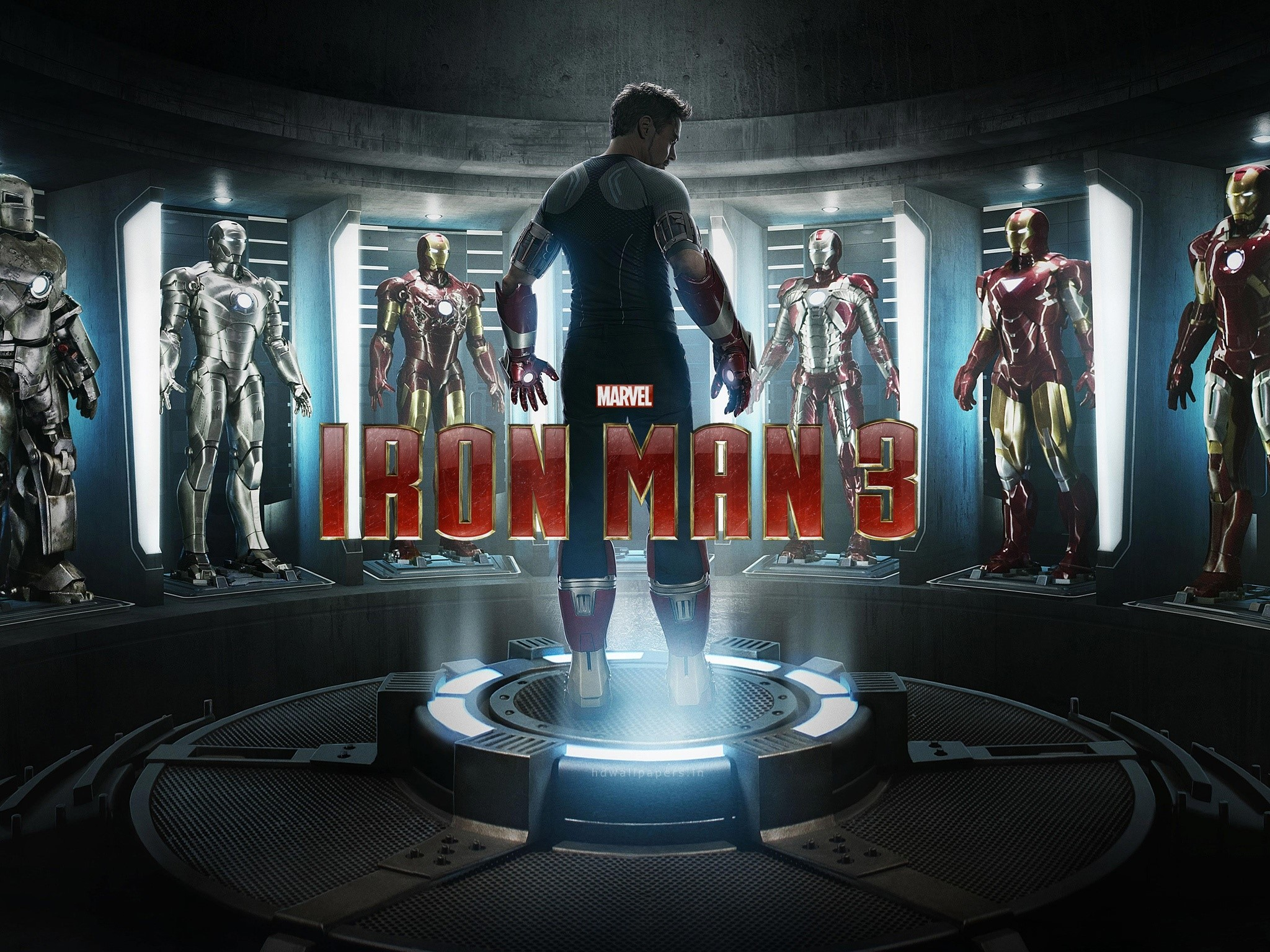 Wallpaper Iron Man 3 Images