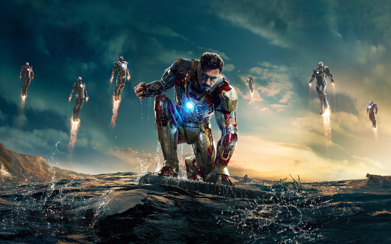 Fondos de pantalla Iron man 3 Nuevo