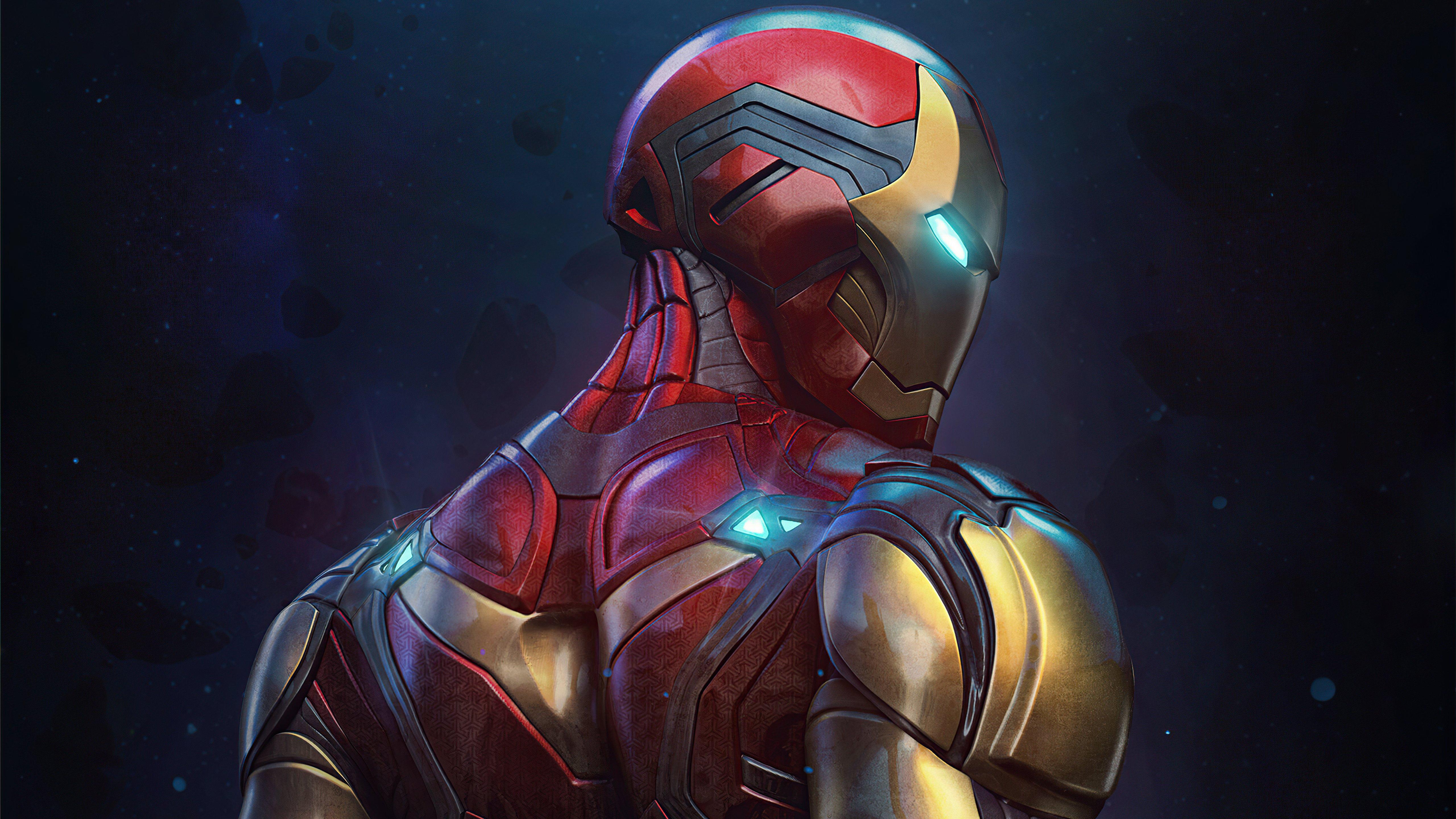 Fondos de pantalla Iron Man 85 Sculpt