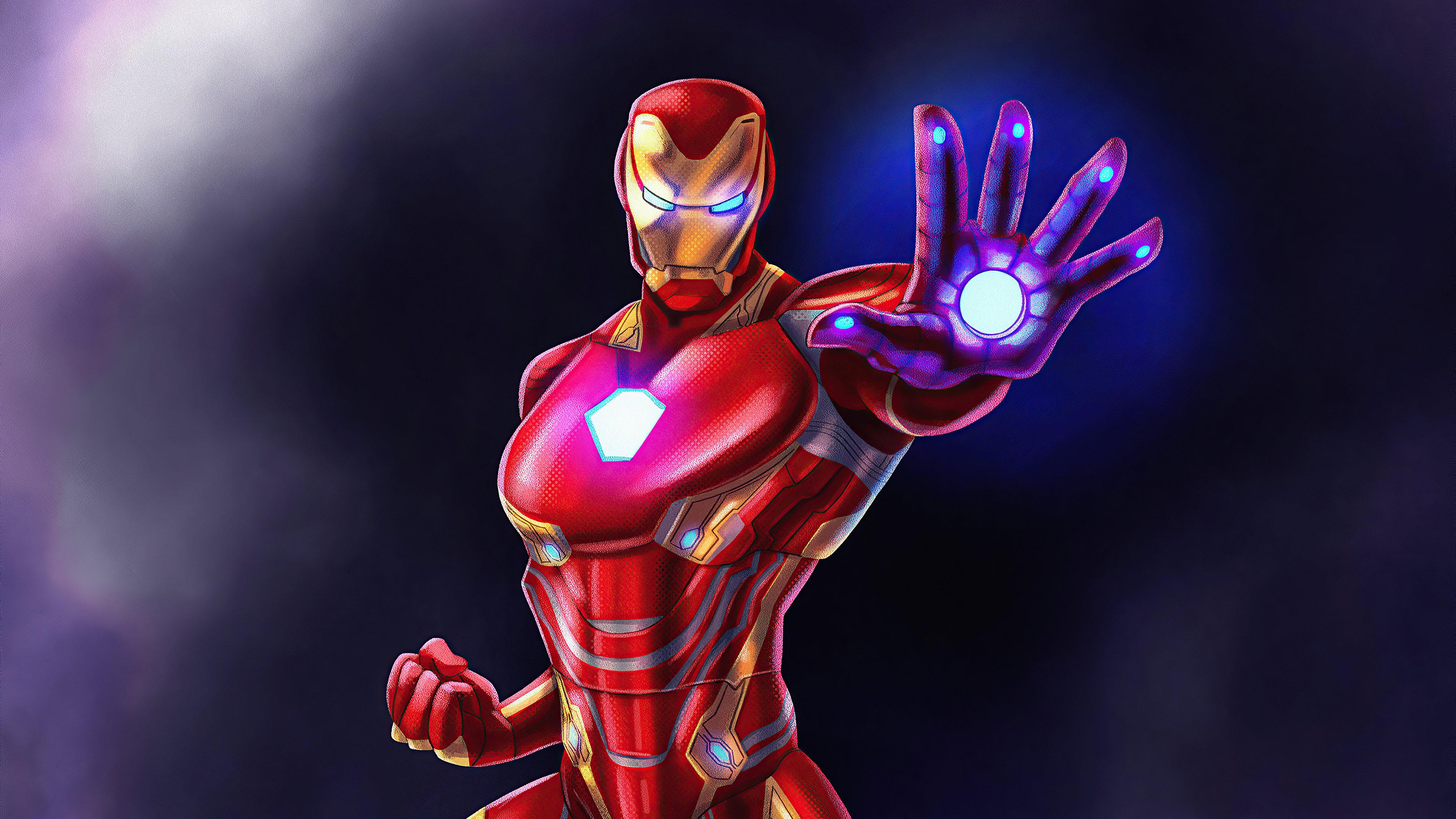 Fondos de pantalla Iron Man Fanart 2020