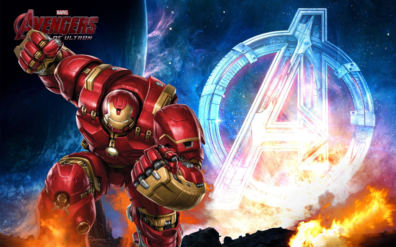 Fondos de pantalla Iron man Hulkbuster de Los vengadores