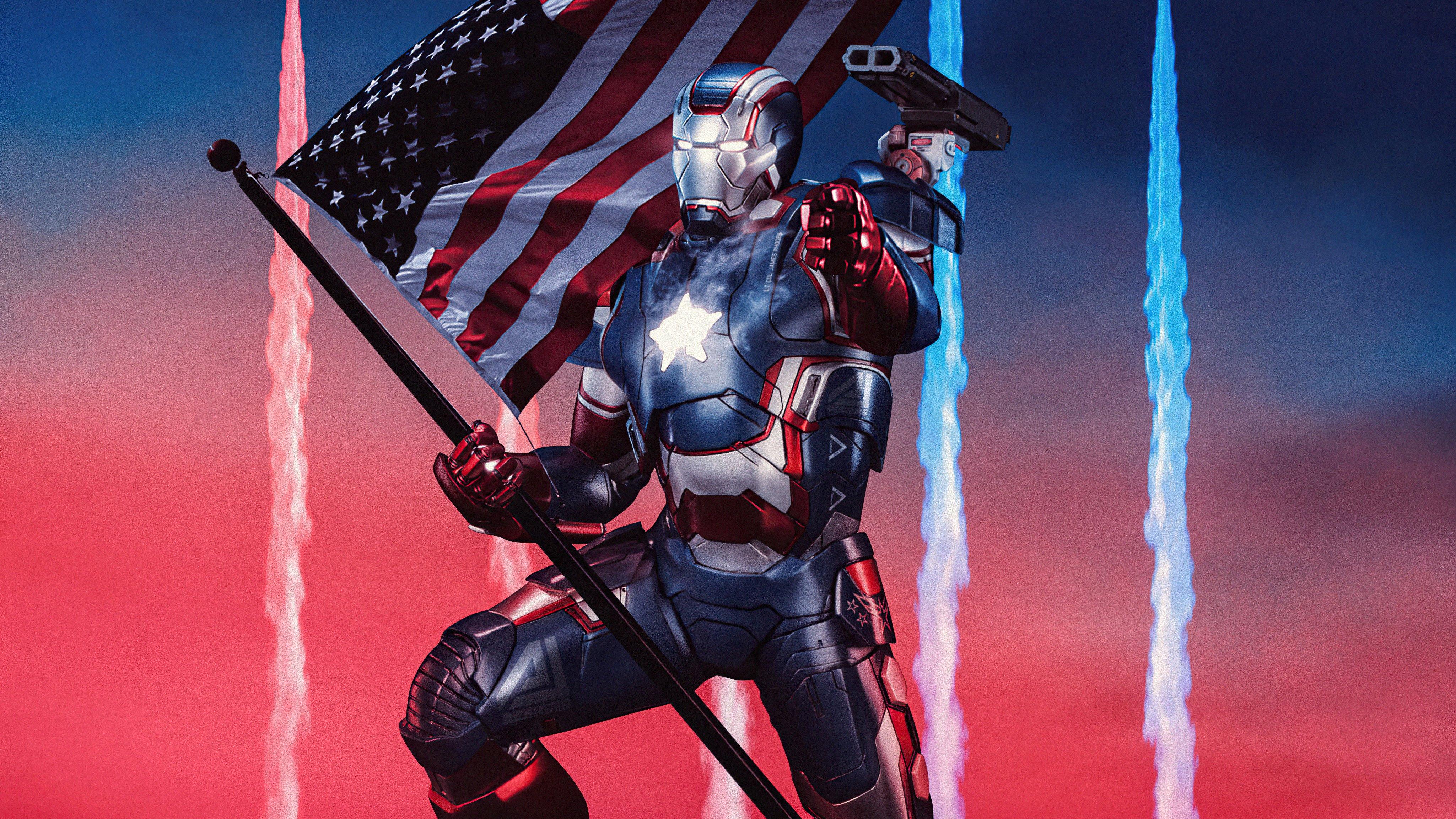 Fondos de pantalla Iron Man Infinity