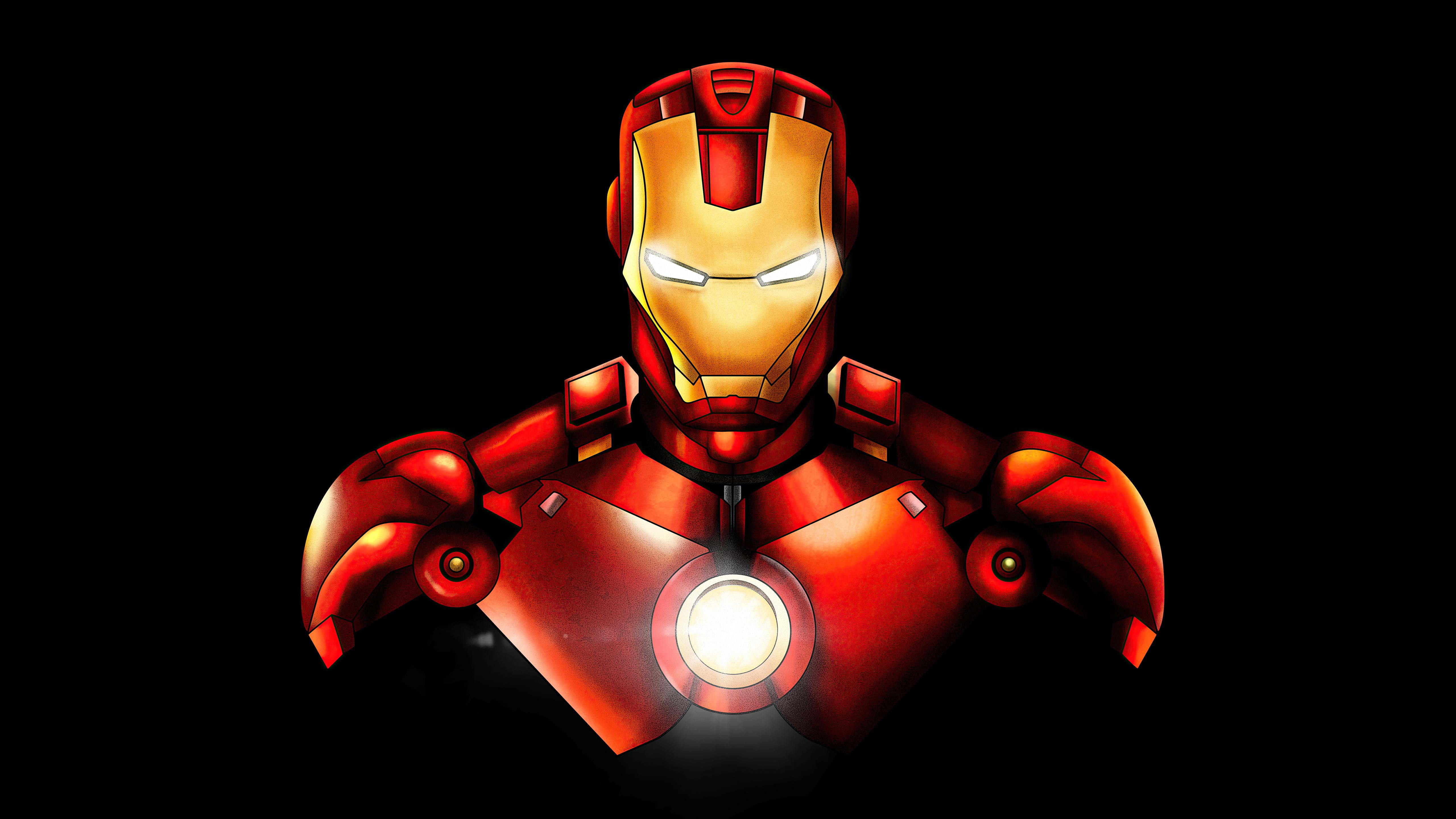 Fondos de pantalla Iron Man Marvel Fanart