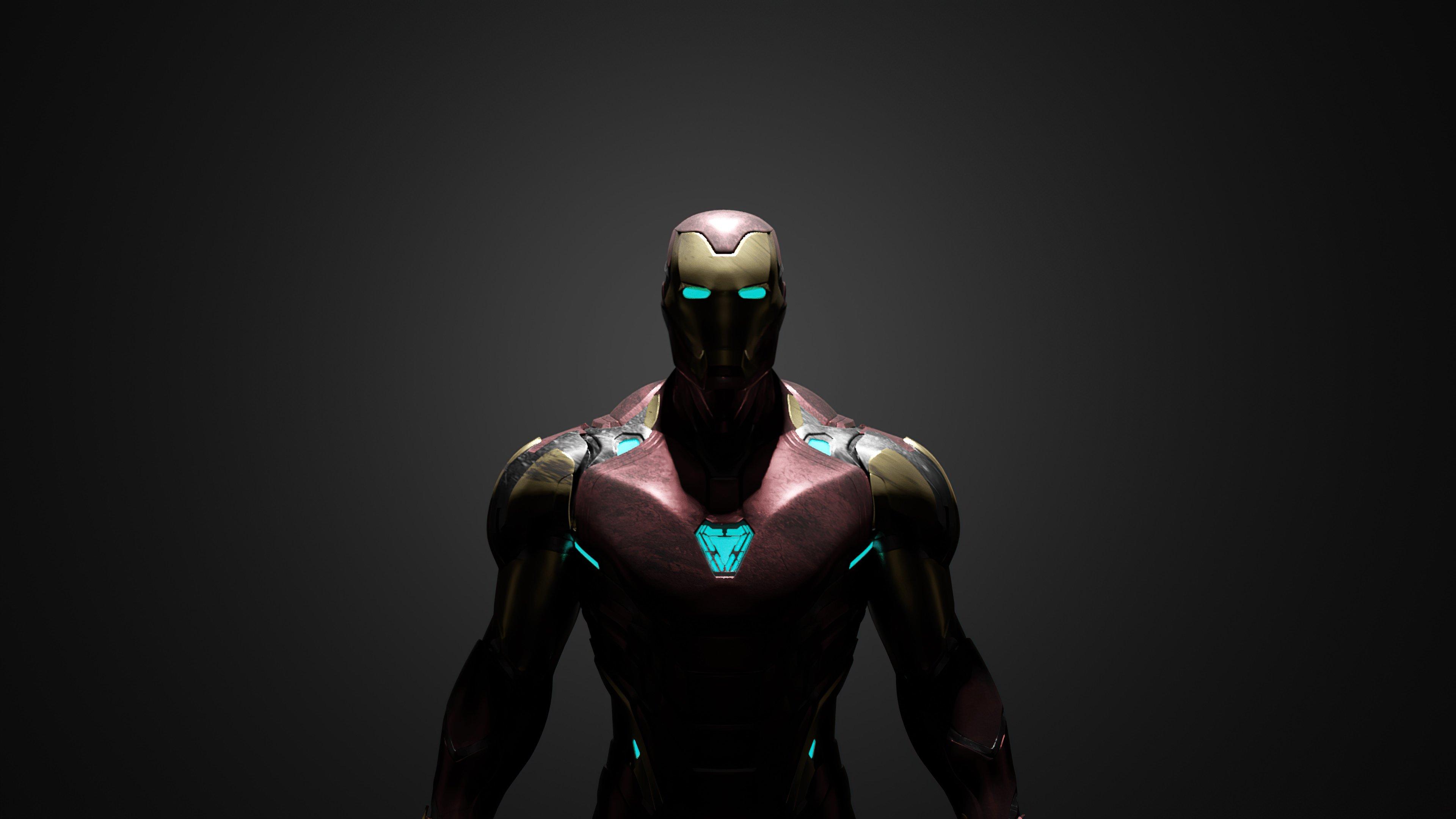 Fondos de pantalla Iron Man MCU