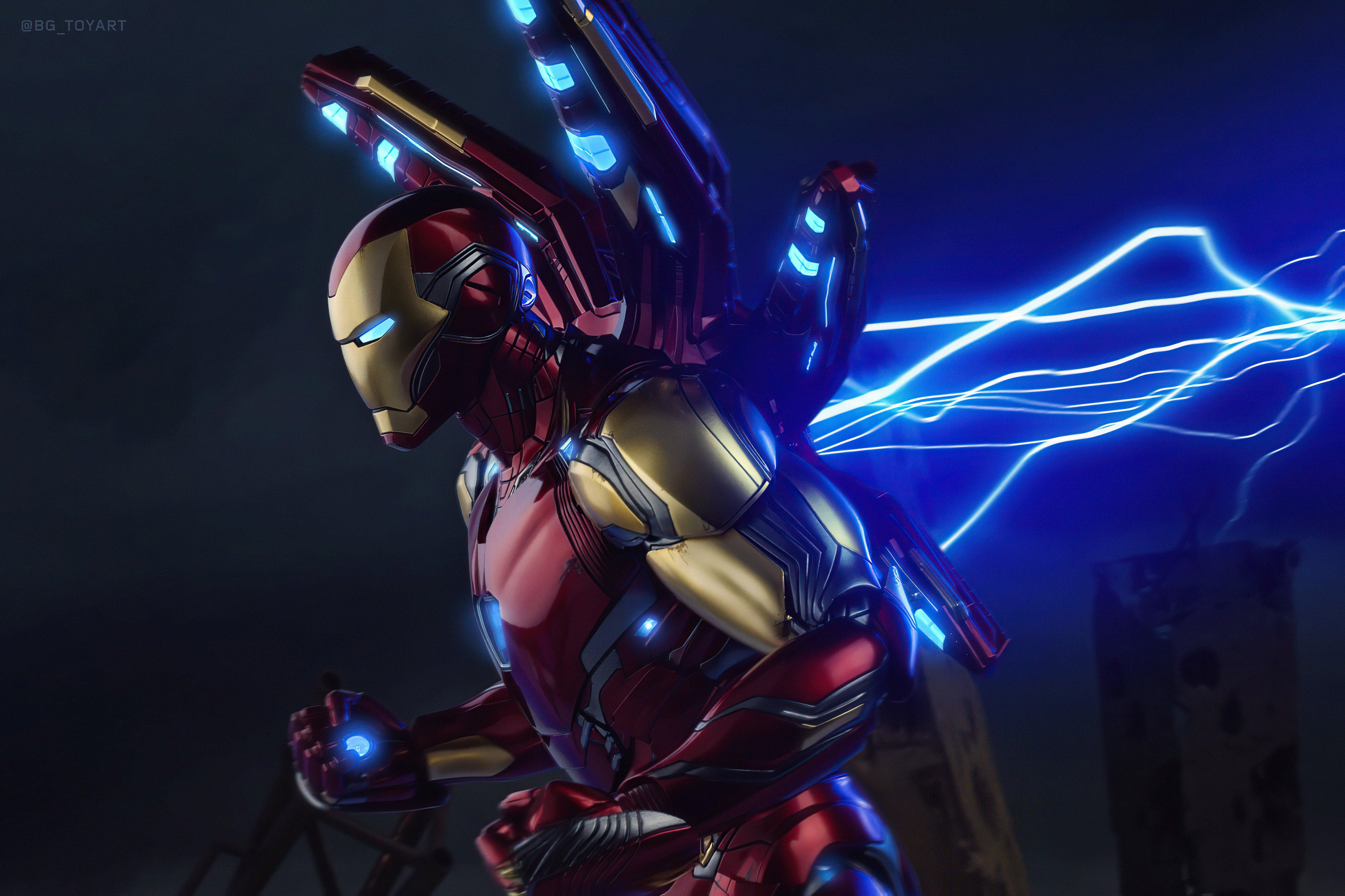 Fondos de pantalla Iron Man MK85