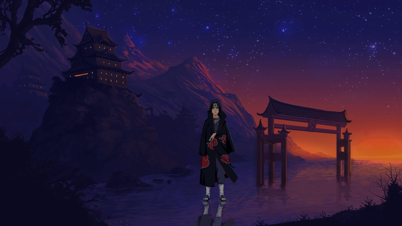 Fondos de pantalla Anime Itachi Uchiha