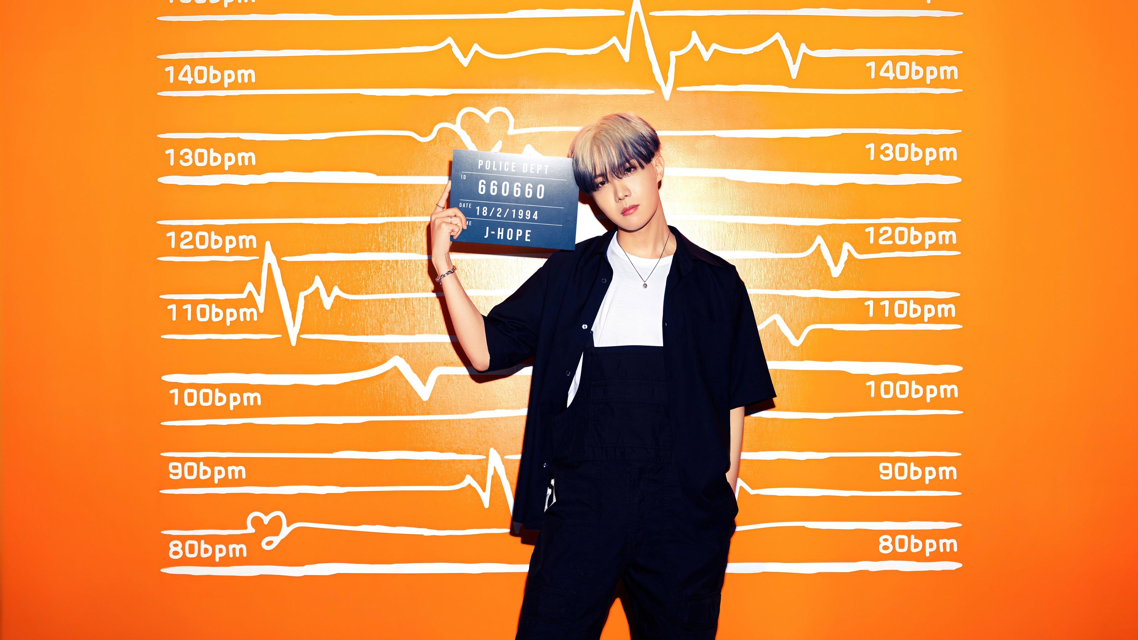 Wallpaper J Hope from BTS Butter