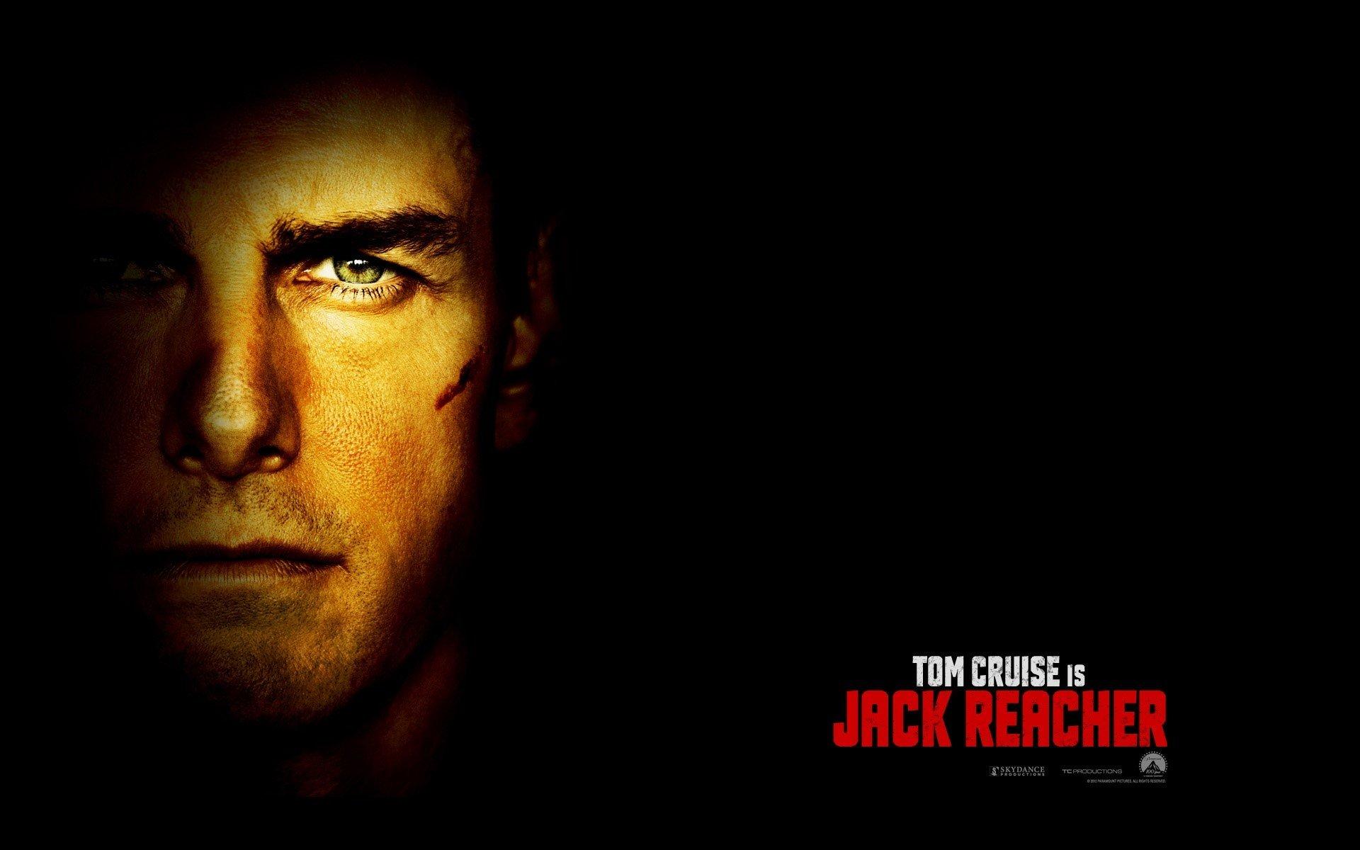 Wallpaper Jack Reacher