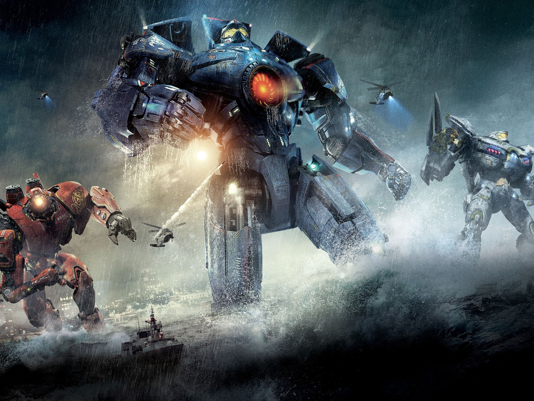Wallpaper Jaegers en Titanes del pacifico Images