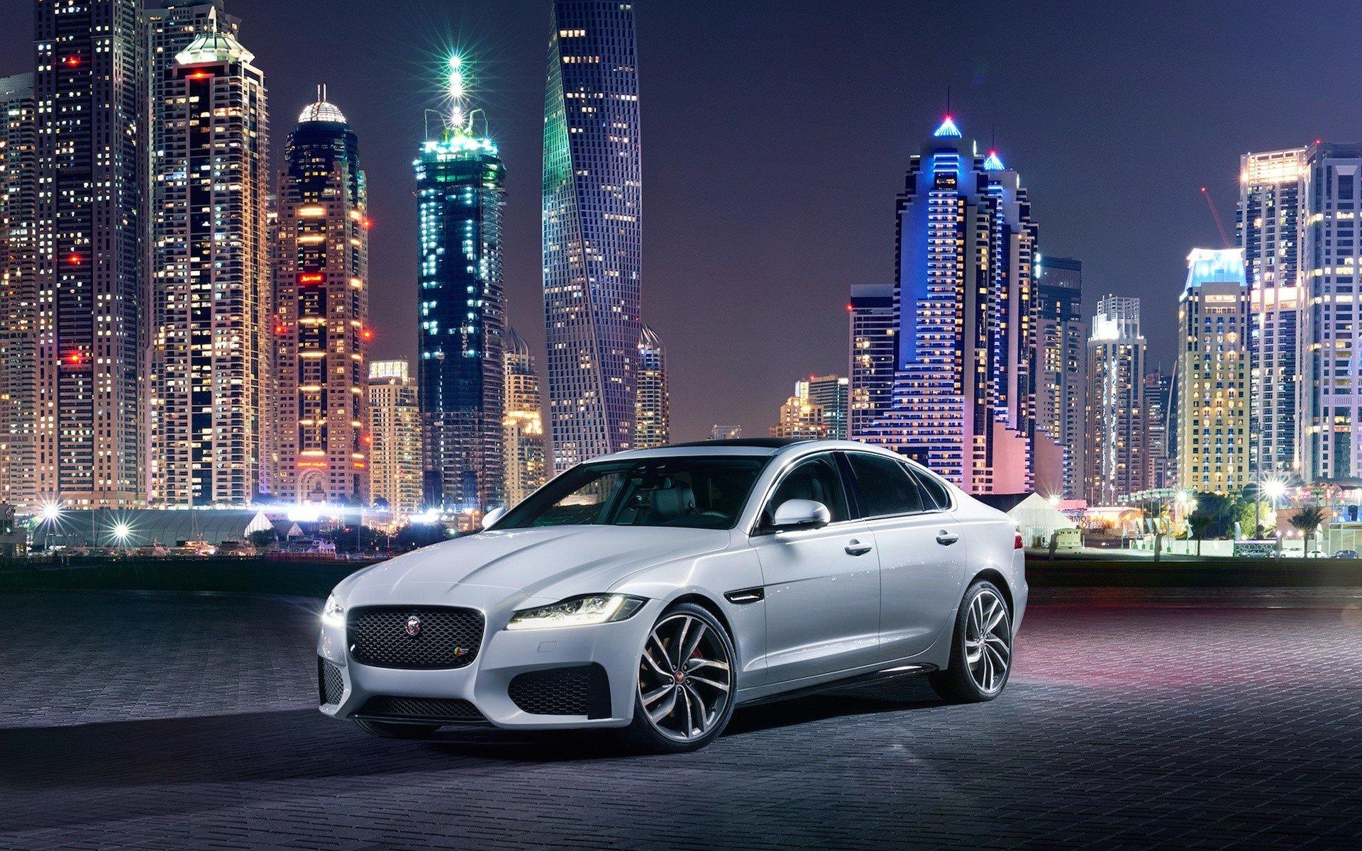 Fondos de pantalla Jaguar XF