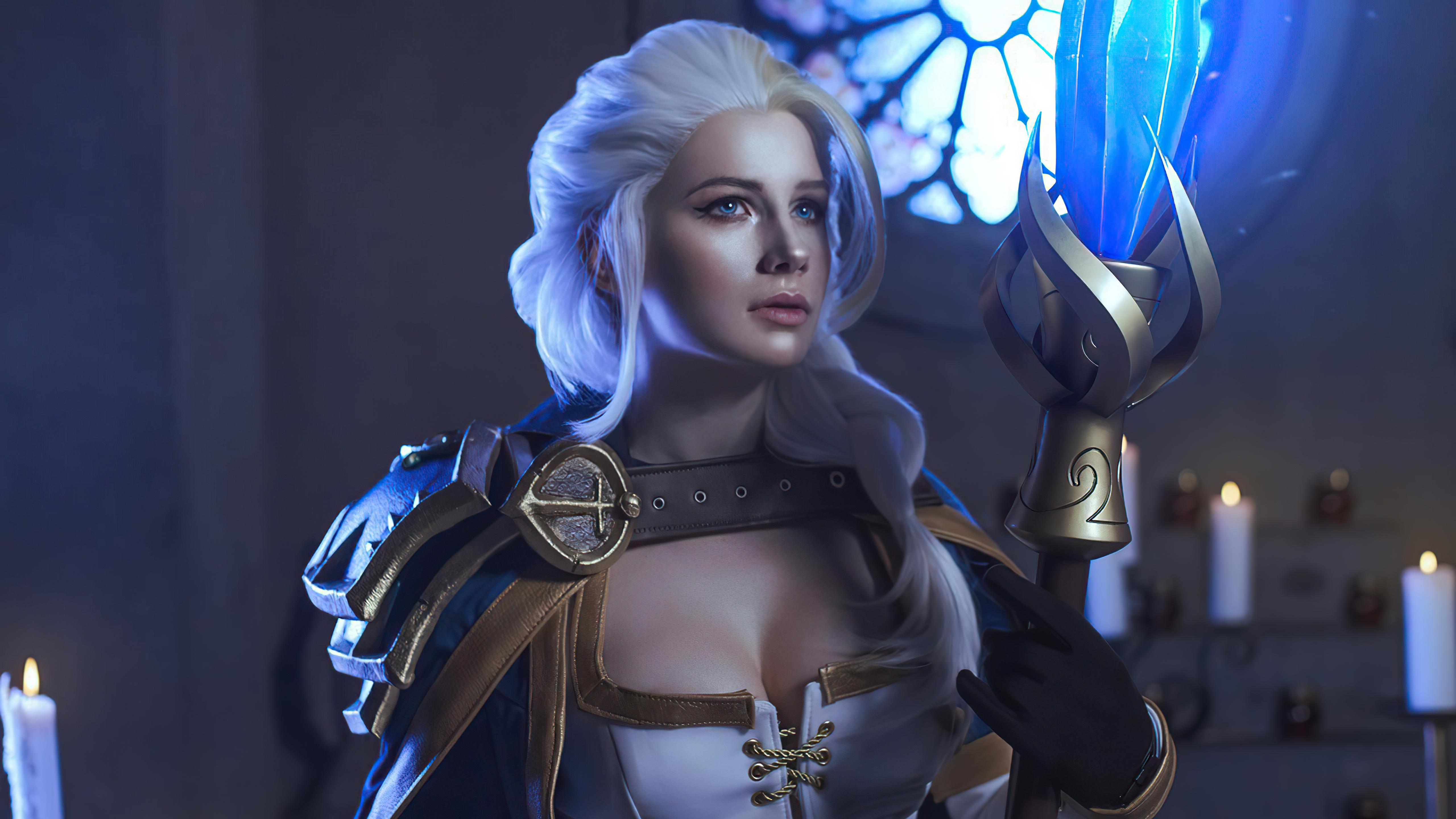 Wallpaper Jaina Proudmoore from The world of warcraft