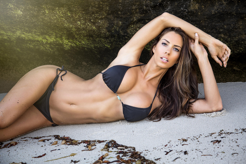 Fondos de pantalla Janna Breslin Bikini