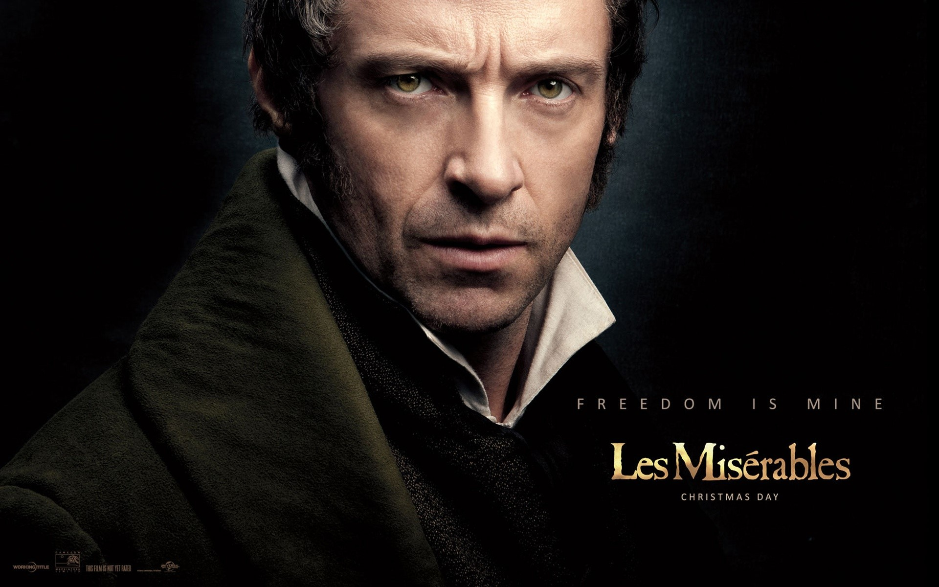 Wallpaper Jean Valjean in Les miserables