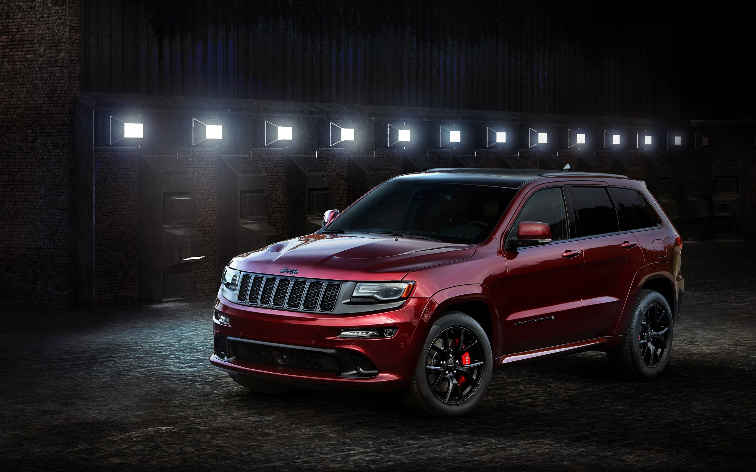 Wallpaper Jeep Grand Cherokee SRT Images