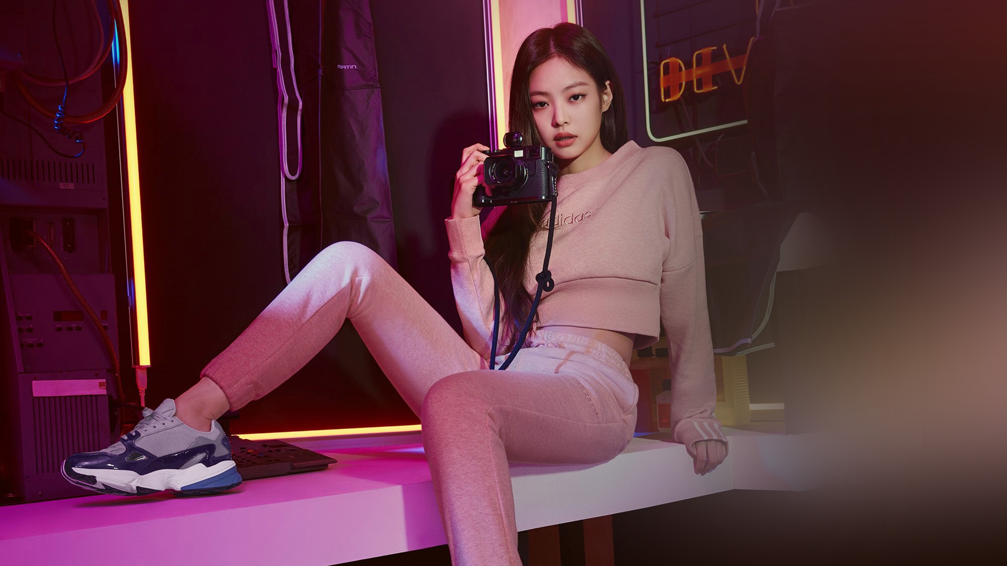 Fondos de pantalla Jennie Cantante kpop