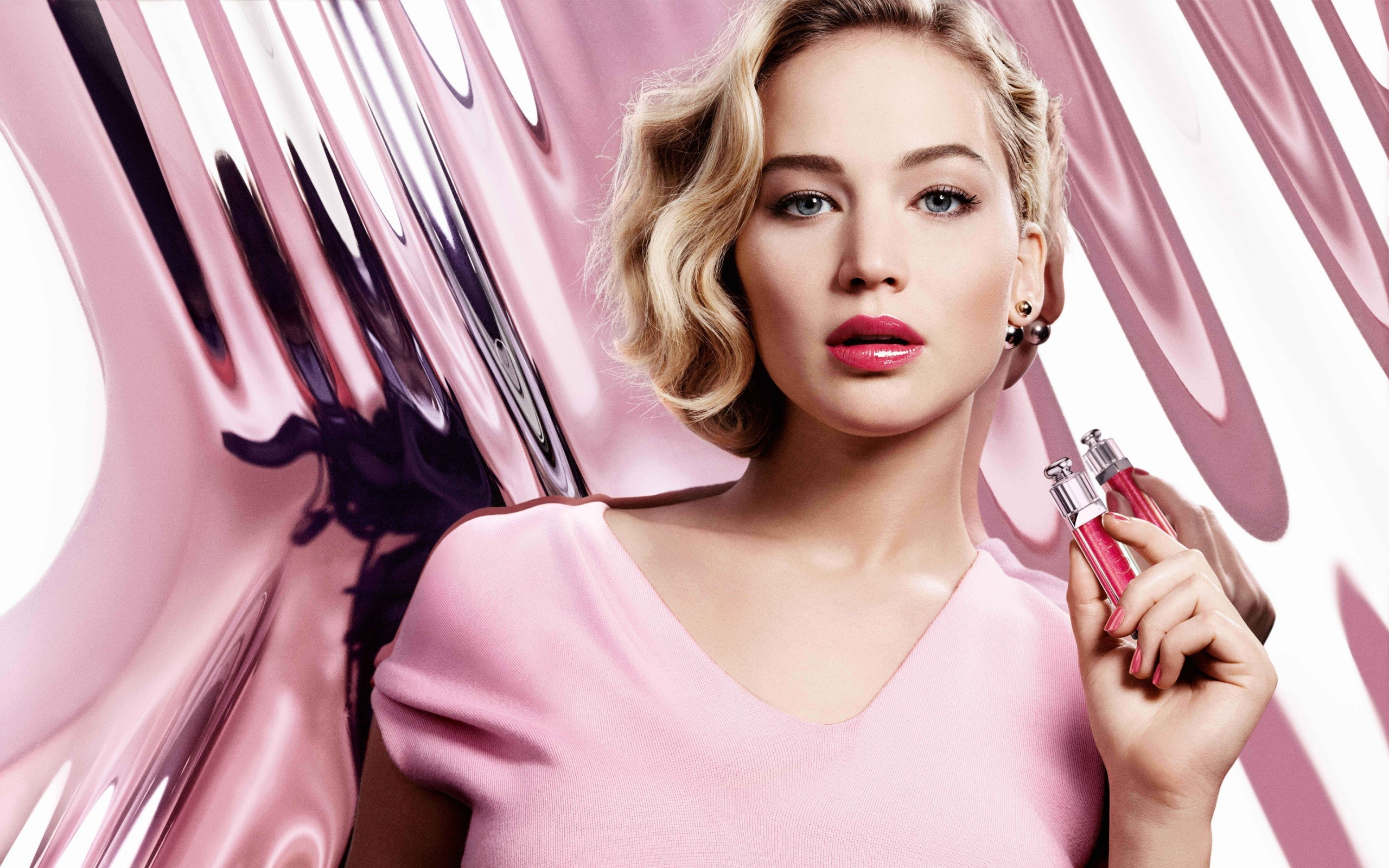 Wallpaper Jennifer Lawrence para Dior Images