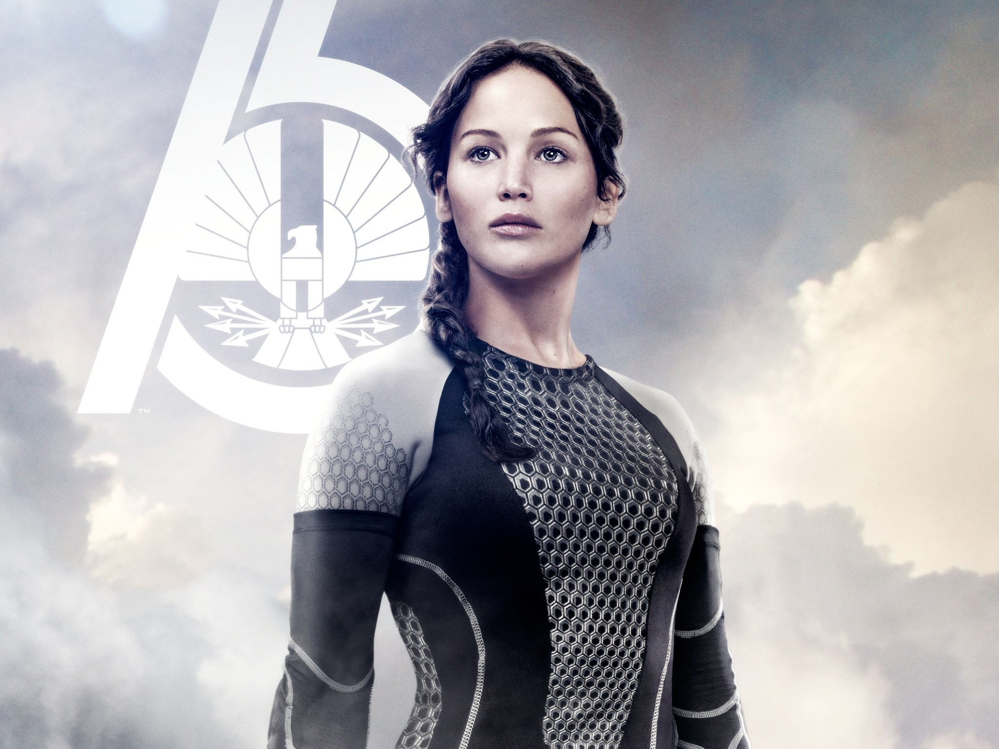 Wallpaper Jennifer Lawrence para En llamas Images