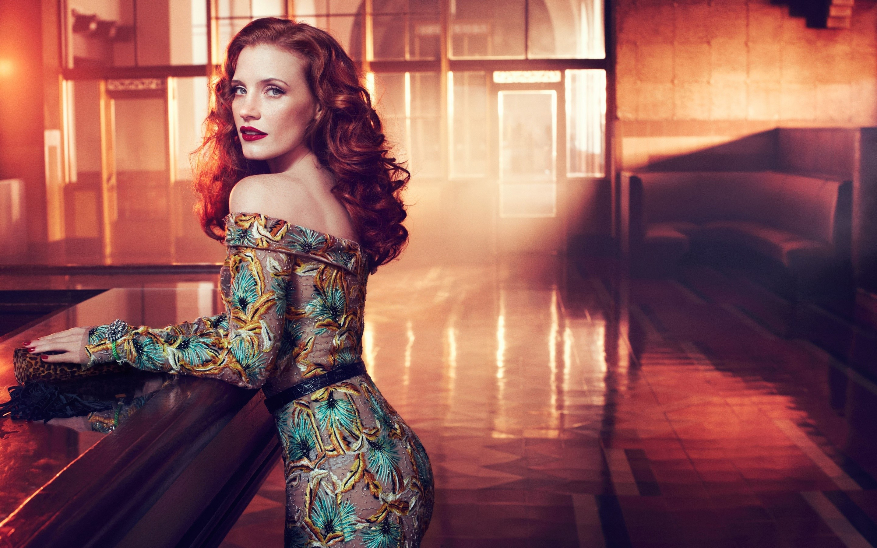 Wallpaper Jessica Chastain