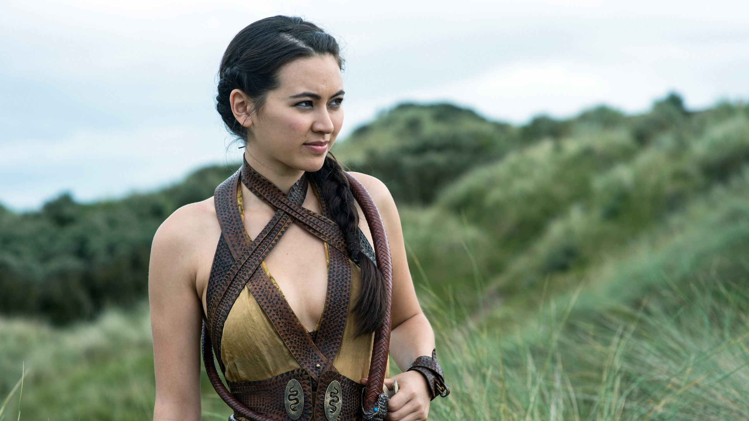 Wallpaper Jessica Henwick as Nymeria Sand