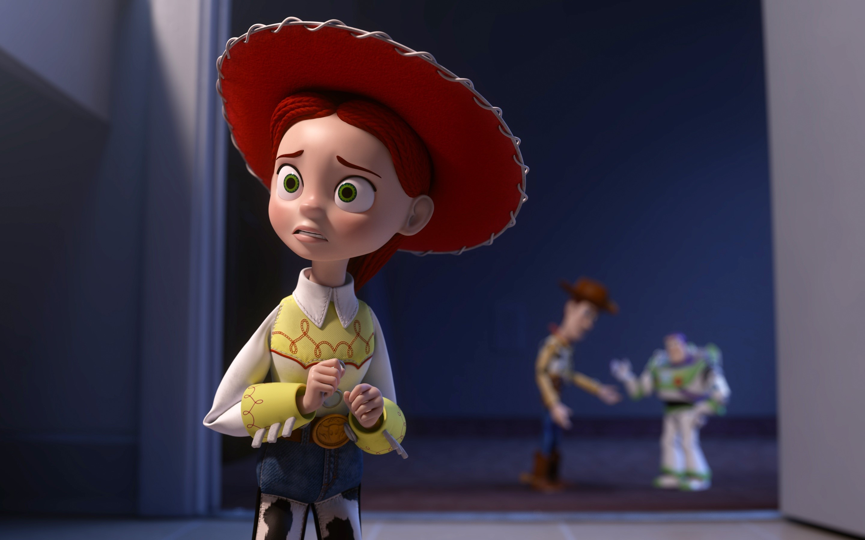 Wallpaper Jessie in Toy Story of Terror