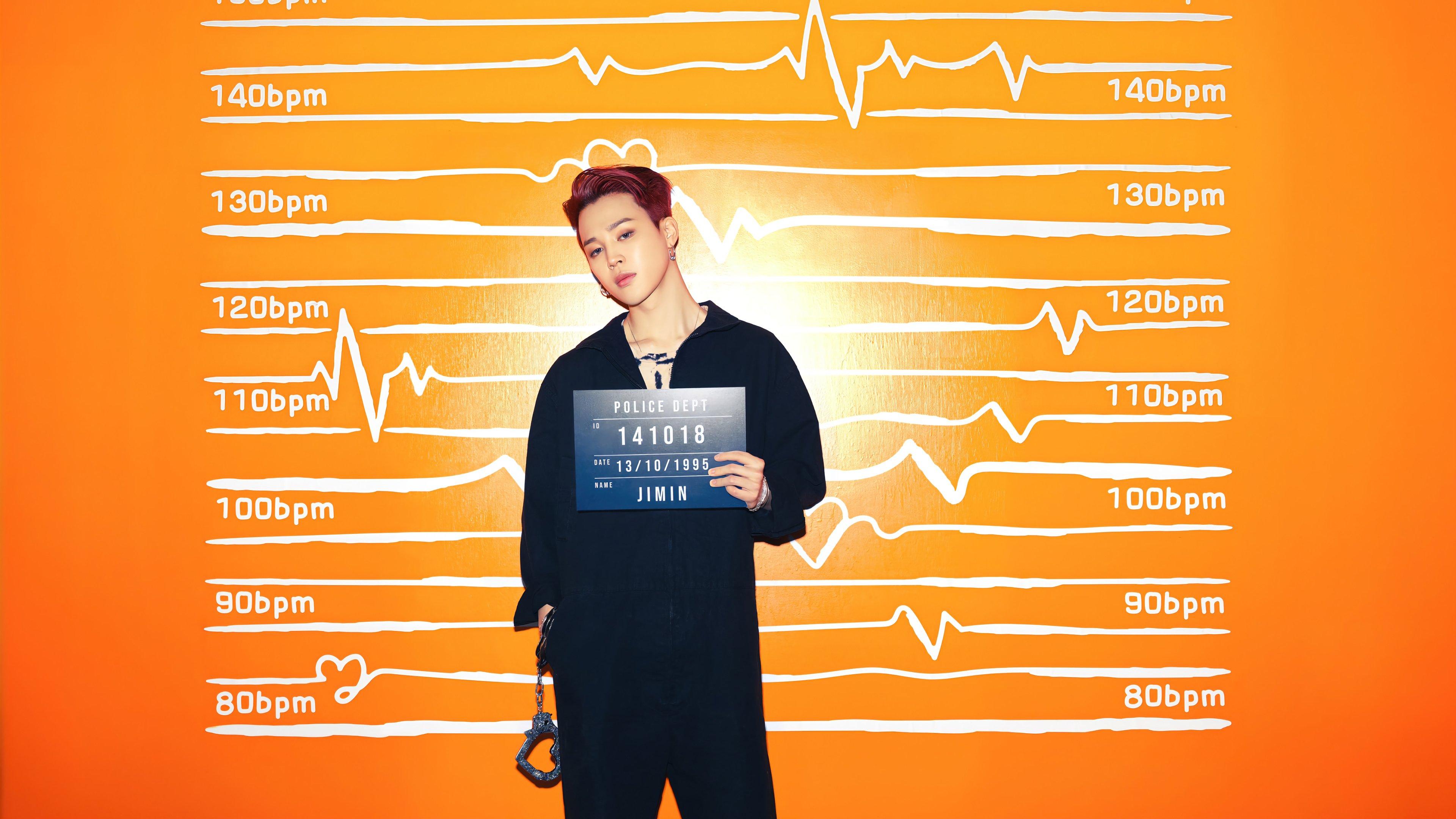 Wallpaper Jimin from BTS Butter