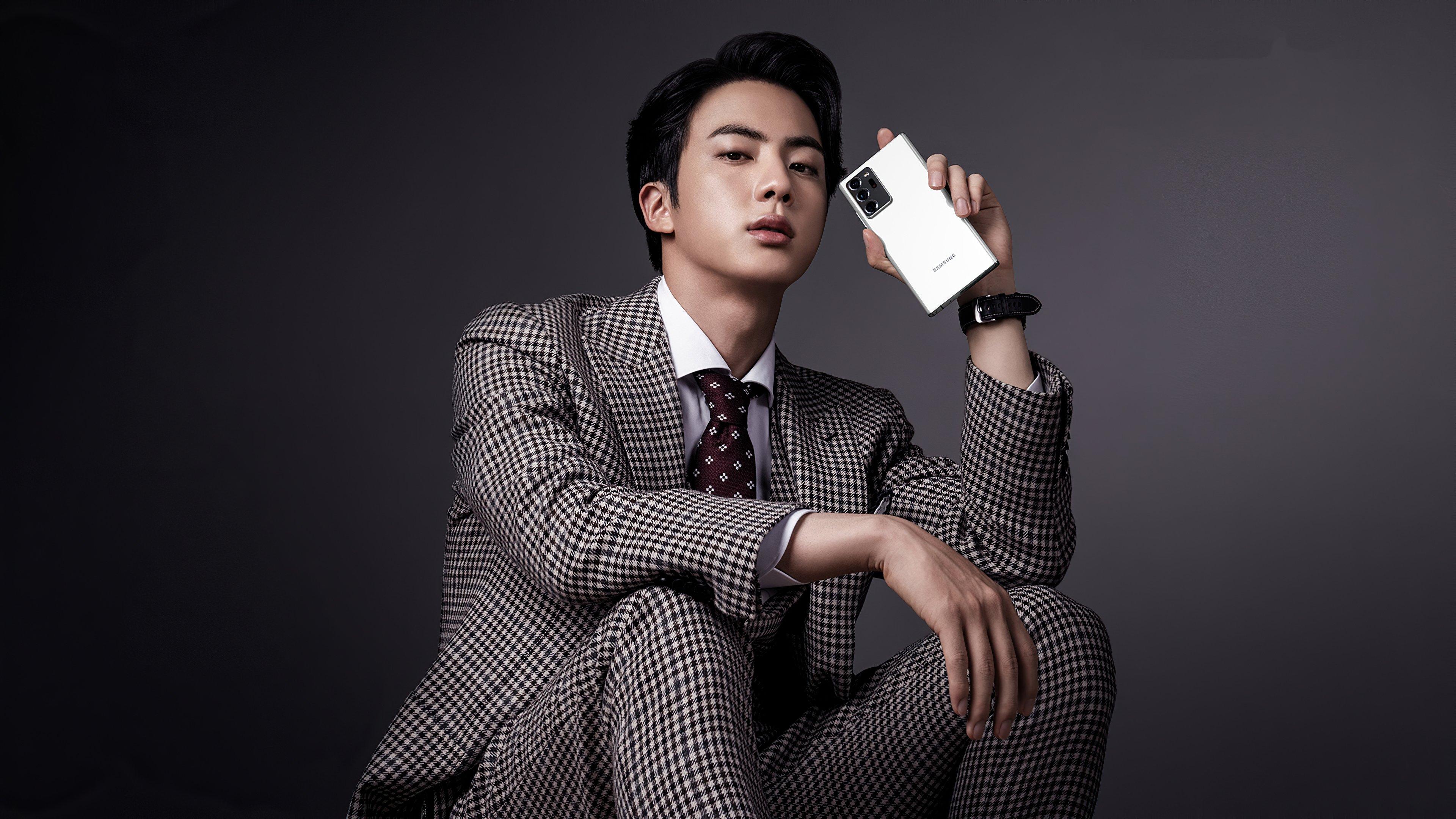 Wallpaper Jin from BTS