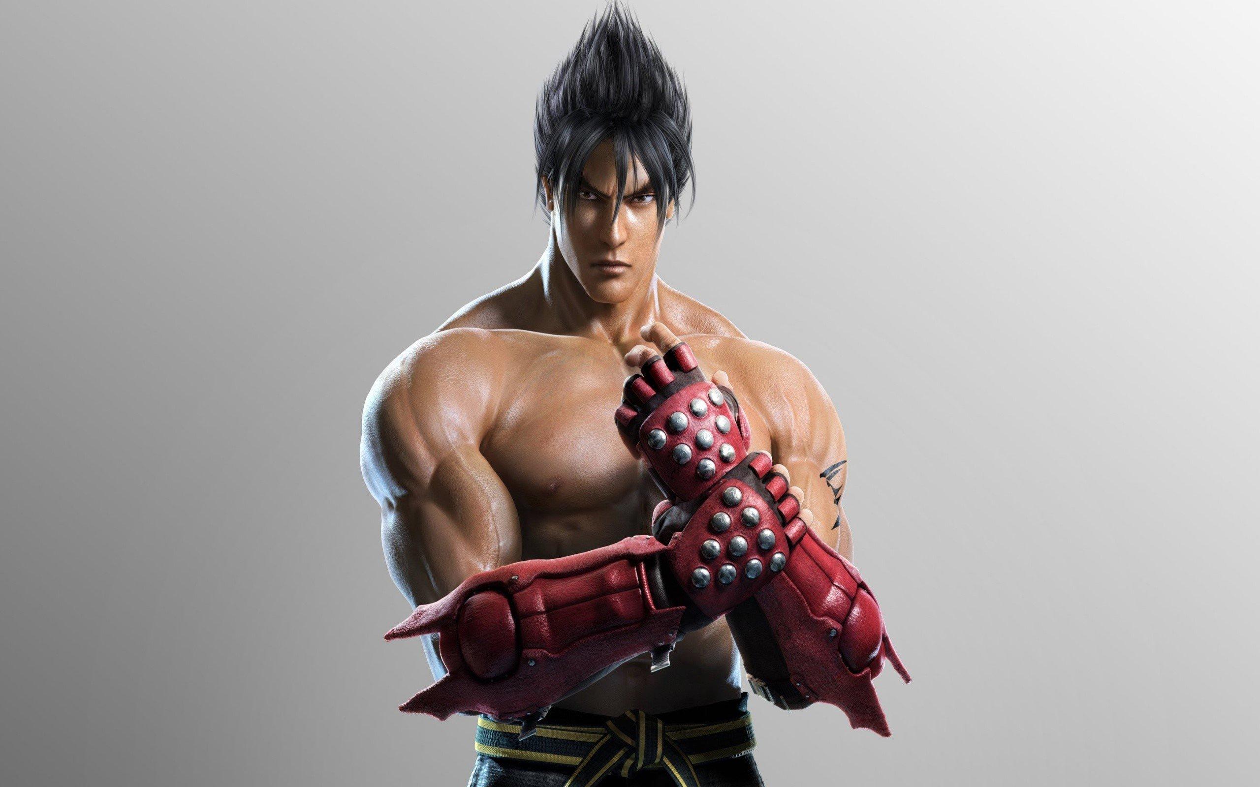 Fondos de pantalla JIn Kazama de Tekken