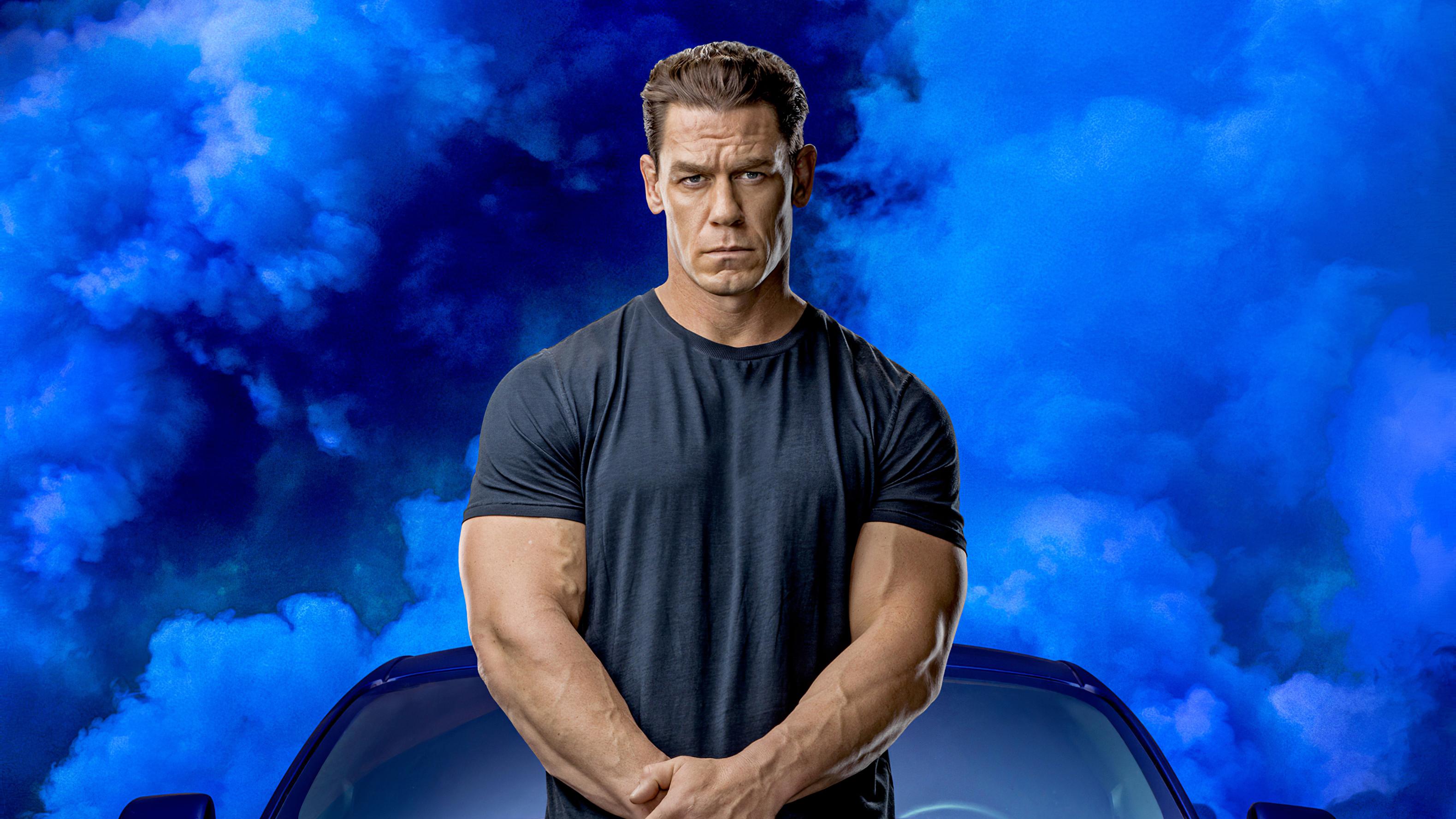 Fondos de pantalla John Cena en Rápidos y Furiosos 9