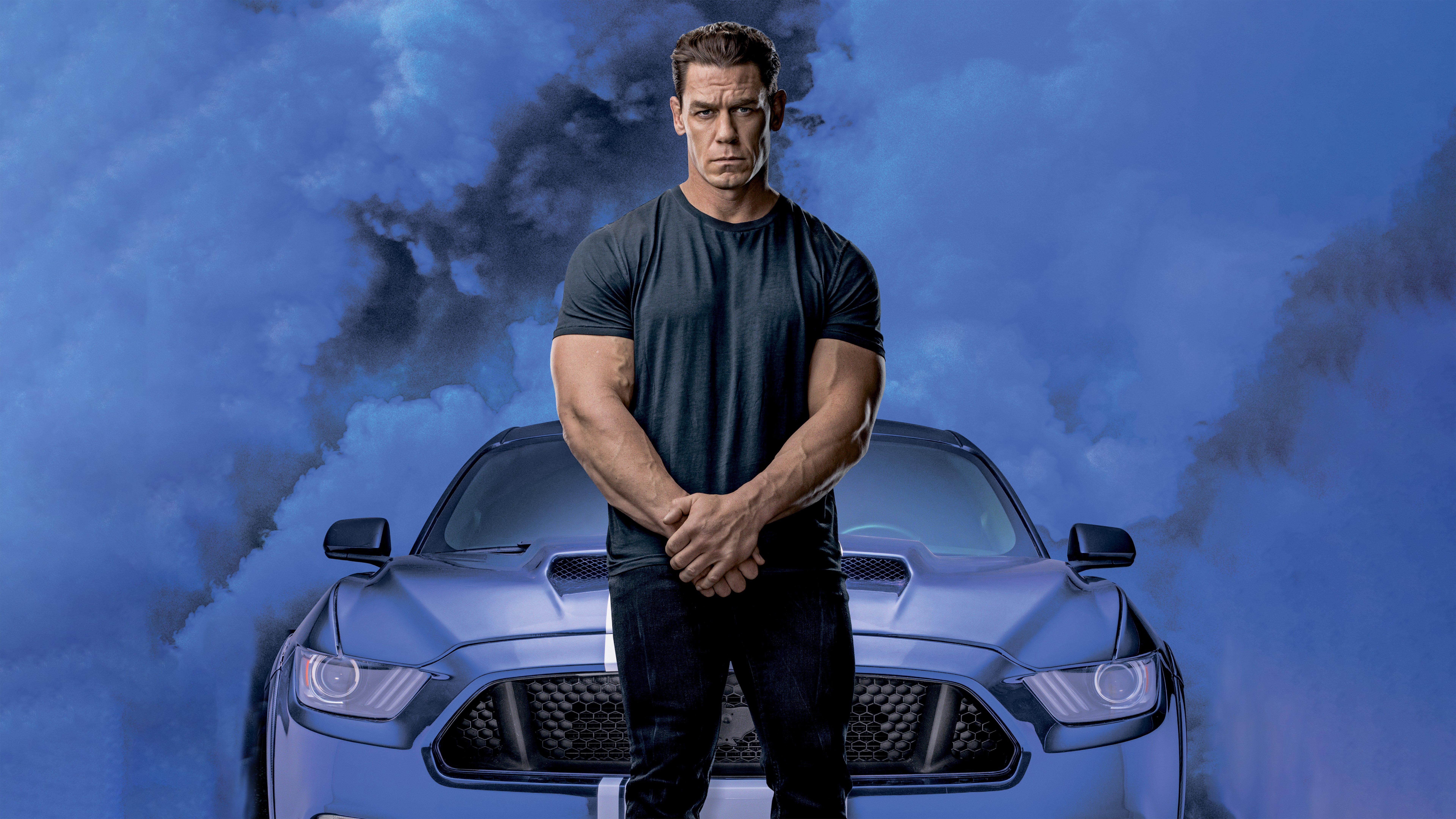 Fondos de pantalla John Cena Jakob Toretto en Rapidos y Furiosos 9