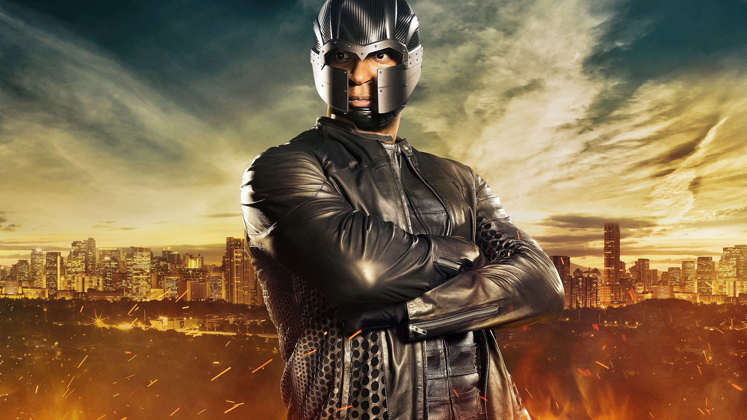Wallpaper John Diggle from Arrow