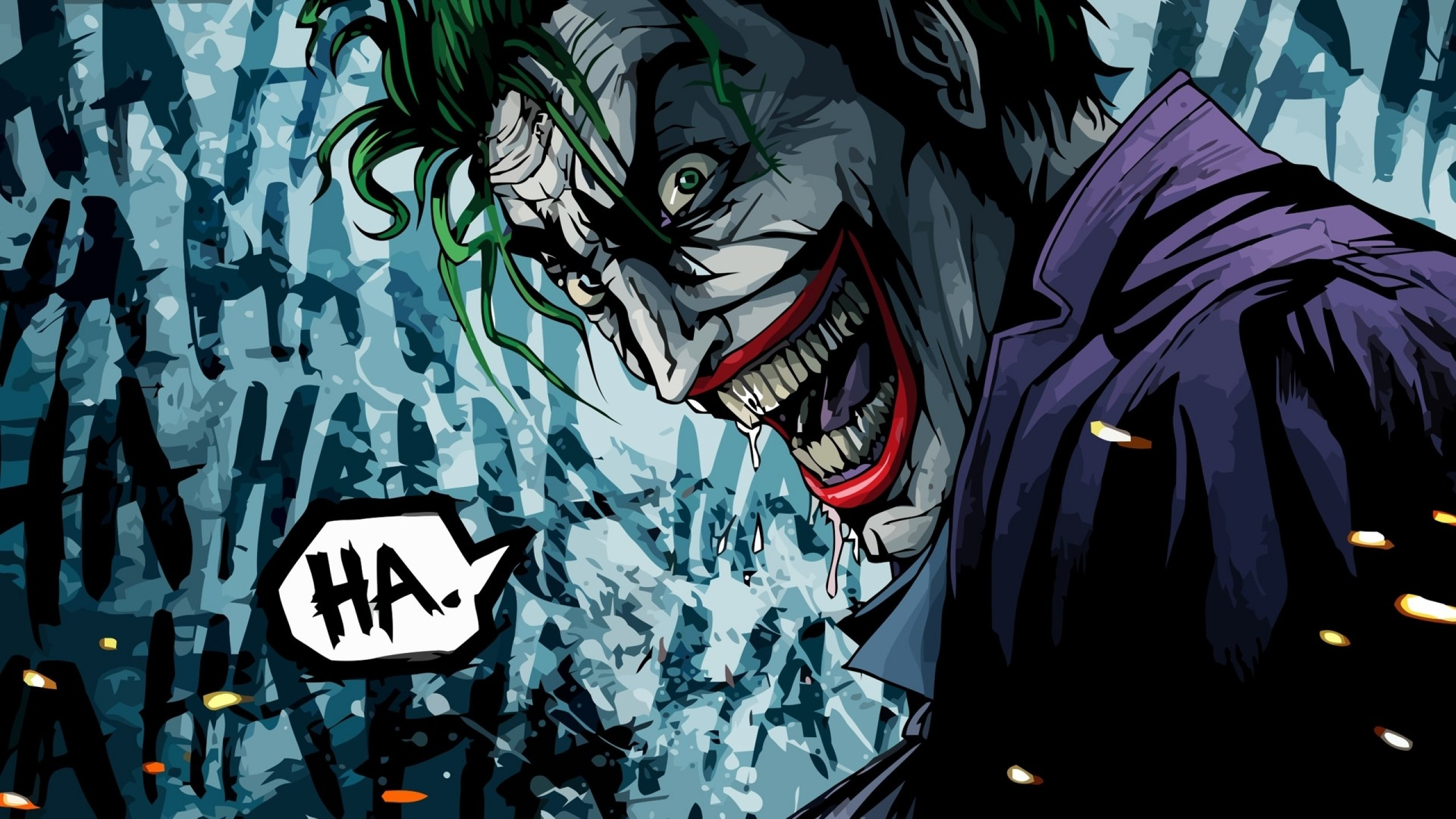 Wallpaper Joker - Guason Comic Images