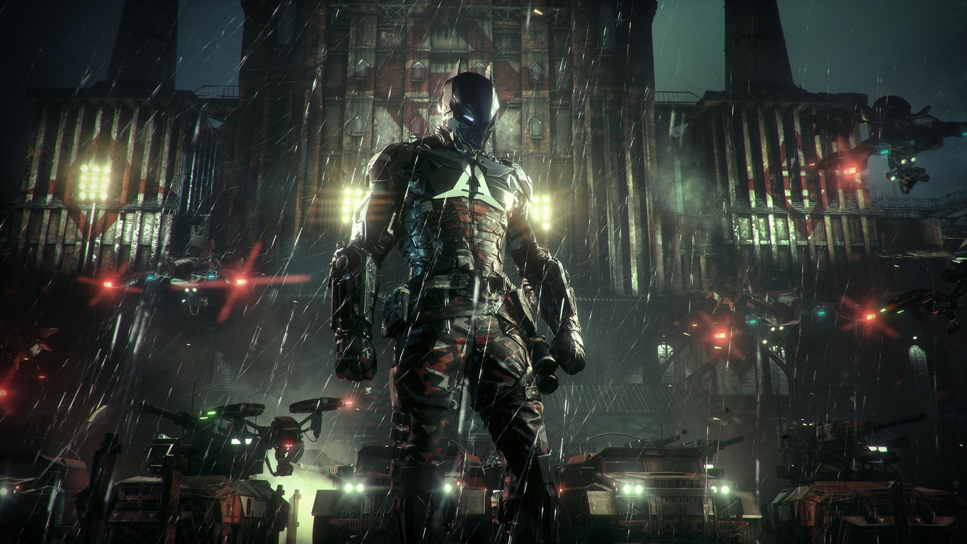 Wallpaper Game Batman Arkham Knight