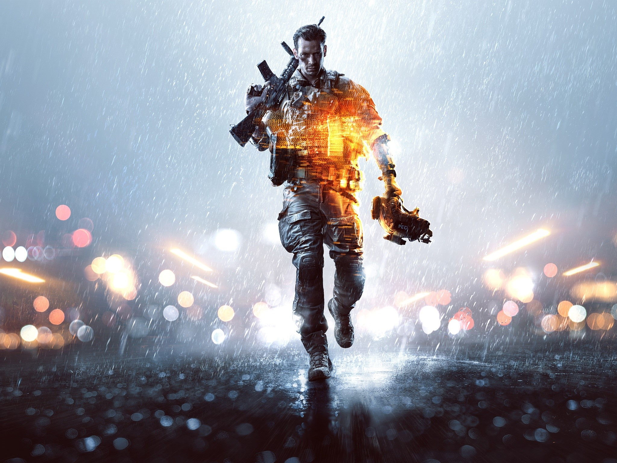 Wallpaper Game Battlefield 4