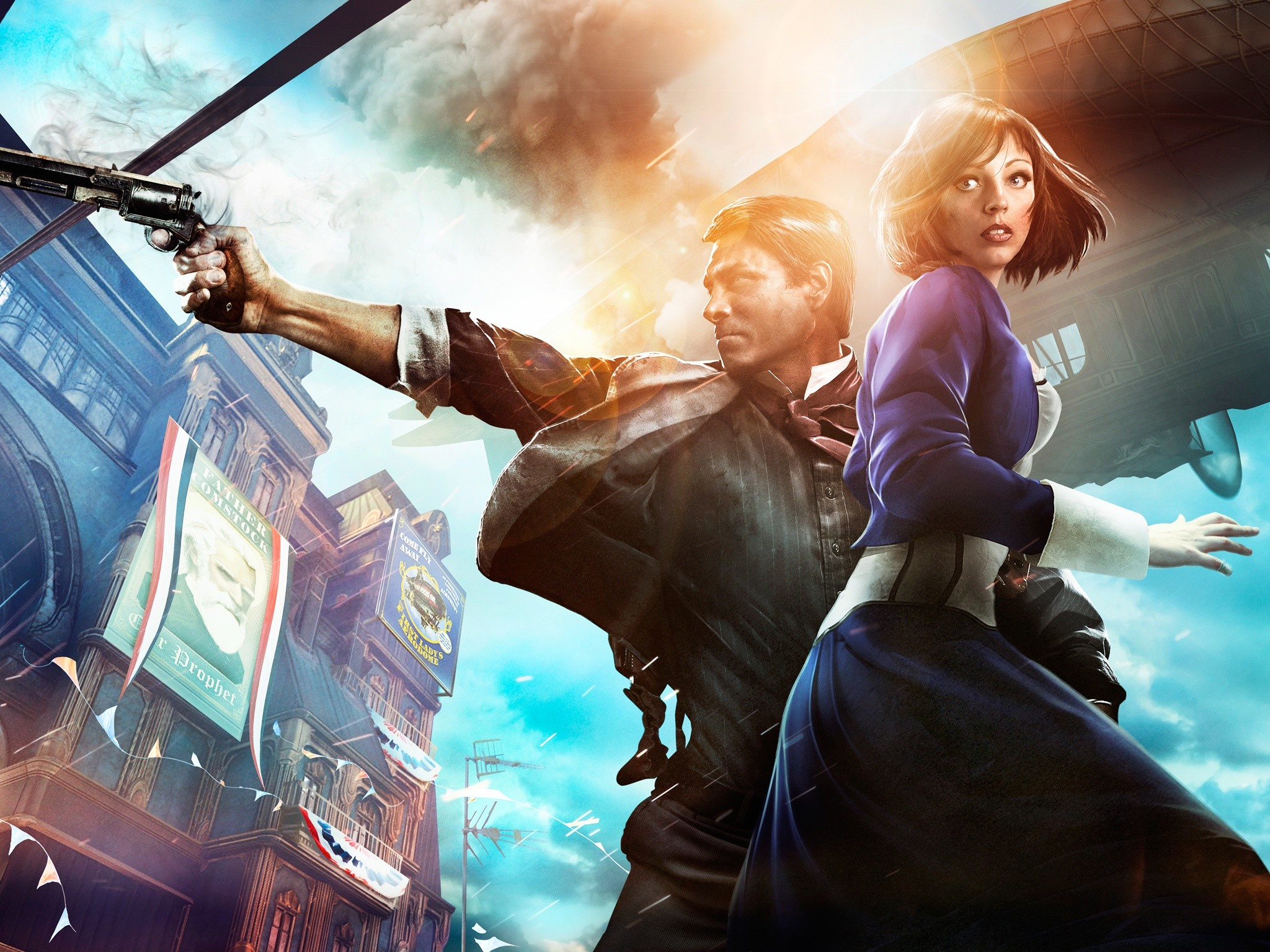 Wallpaper Juego Bioshock Infinite Images